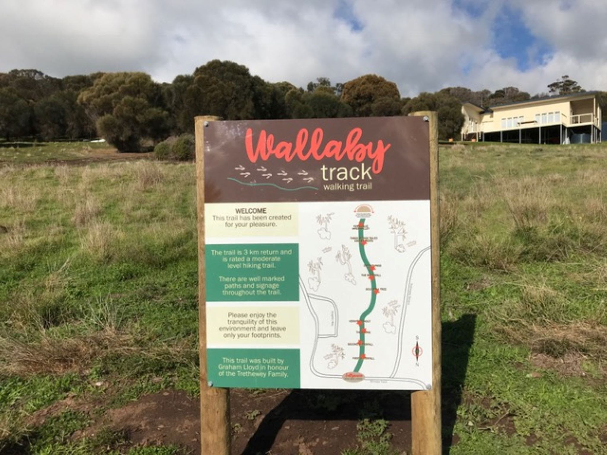 The Wallaby Track - Attractions Sydney