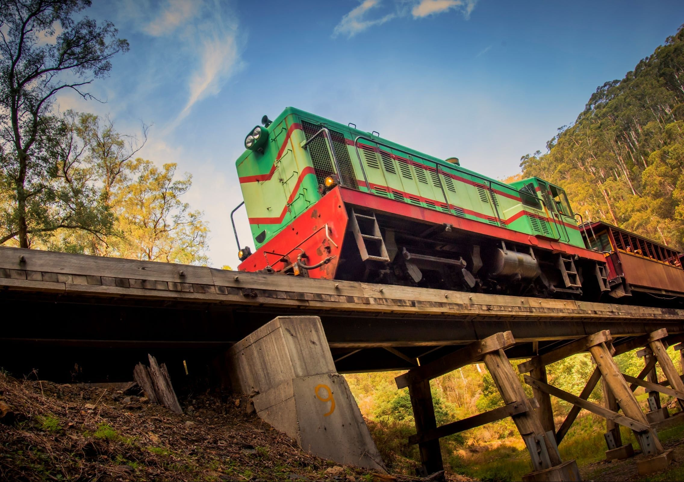 Walhalla Goldfields Railway - Attractions Sydney