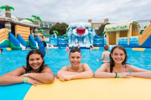 Waterworld Central - Mobile Inflatable Waterpark - Attractions Sydney