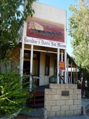Barcaldine and District Historical Museum - Attractions Sydney