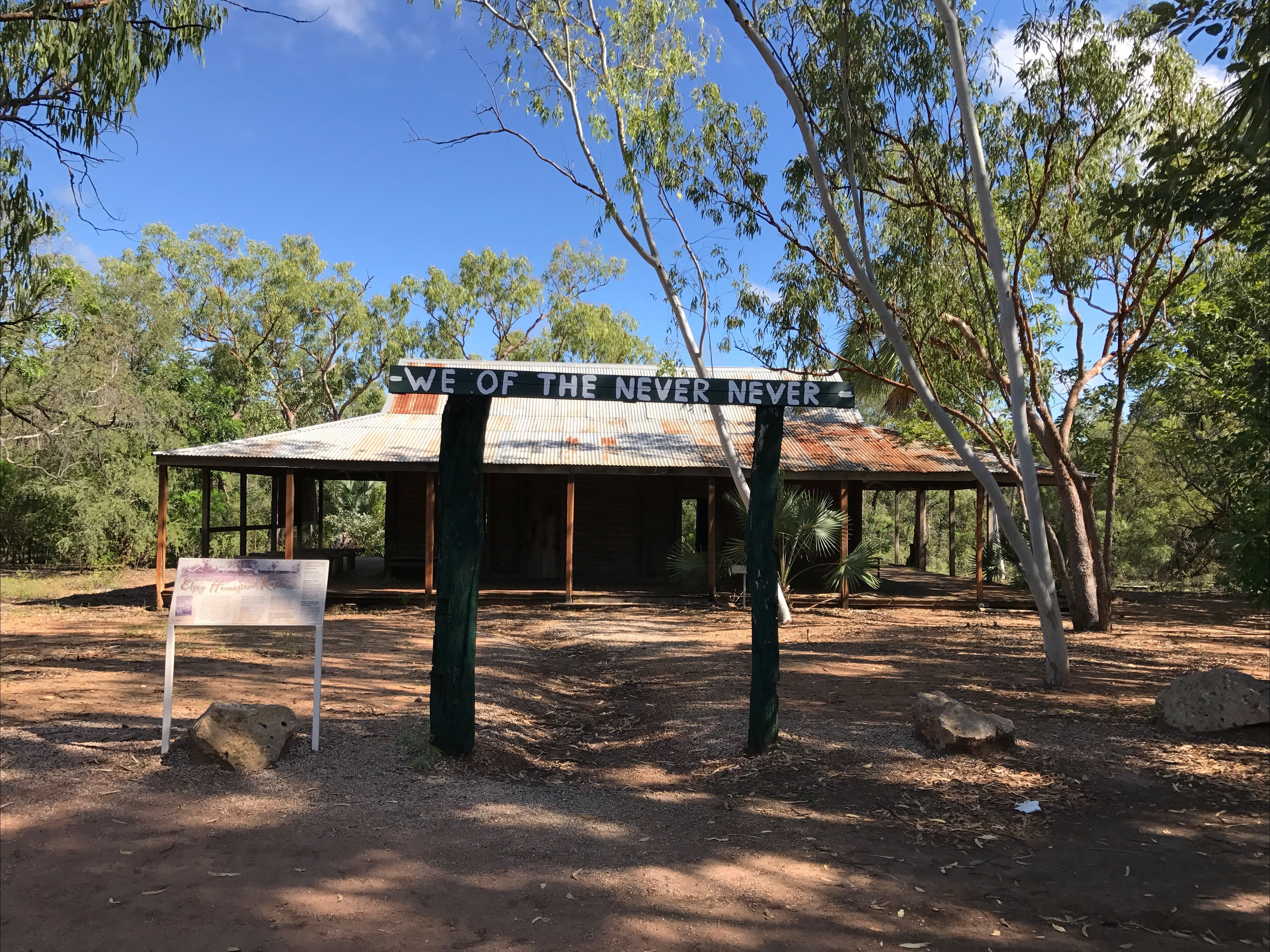 Elsey Homestead Replica - Attractions Sydney