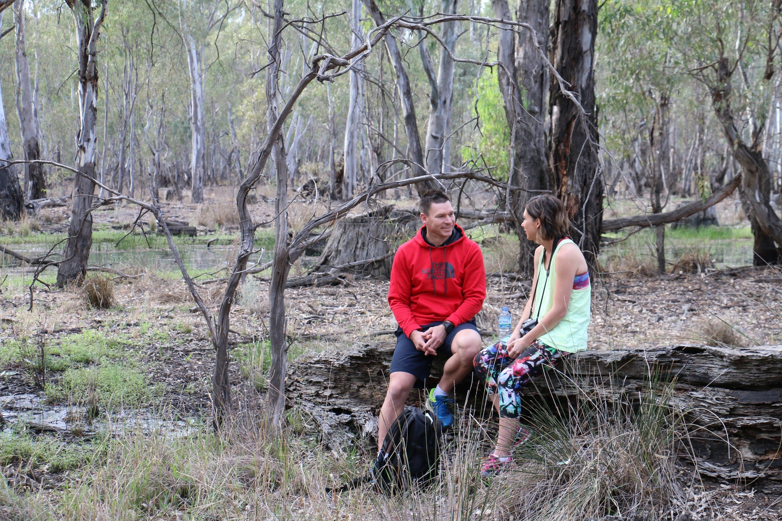 Gunbower Island Forest Drive - Attractions Sydney
