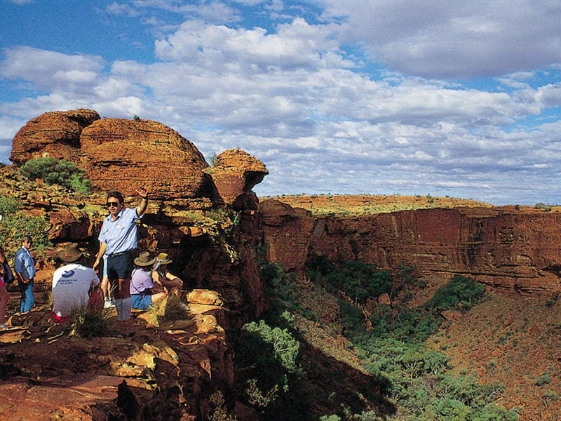Kings Canyon - Attractions Sydney