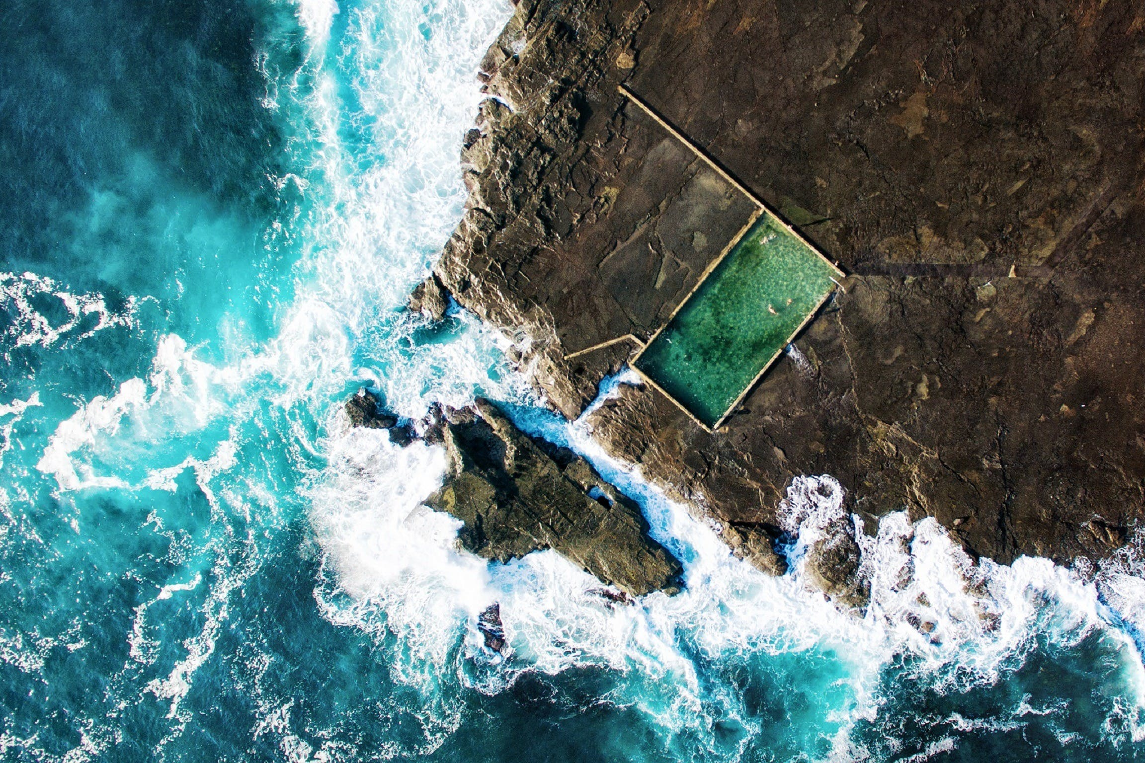 South Werri Ourie Rock Pool Gerringong - Attractions Sydney