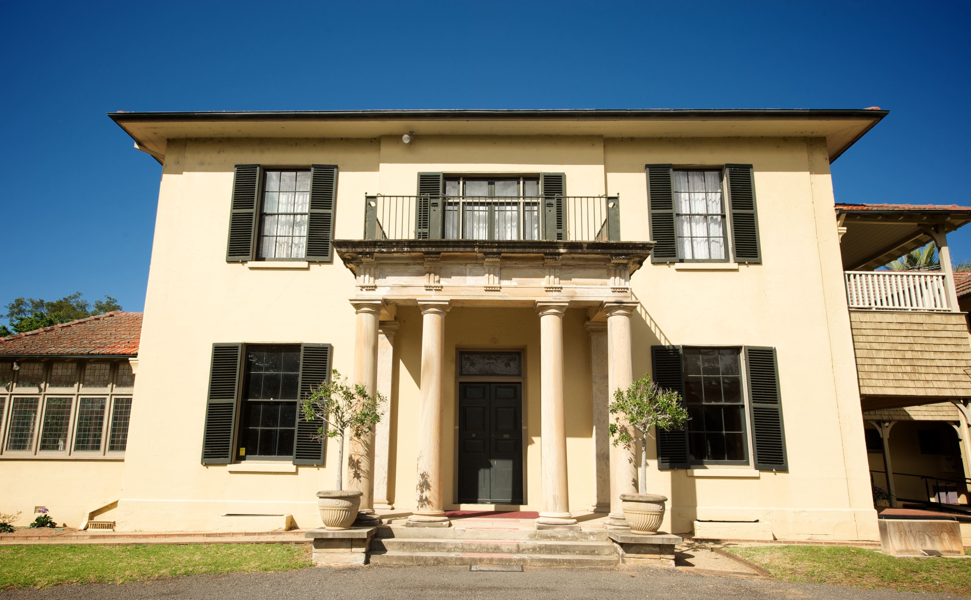 Wivenhoe House - Attractions Sydney
