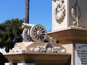 Boer War Memorial and Park Allora - Attractions Sydney