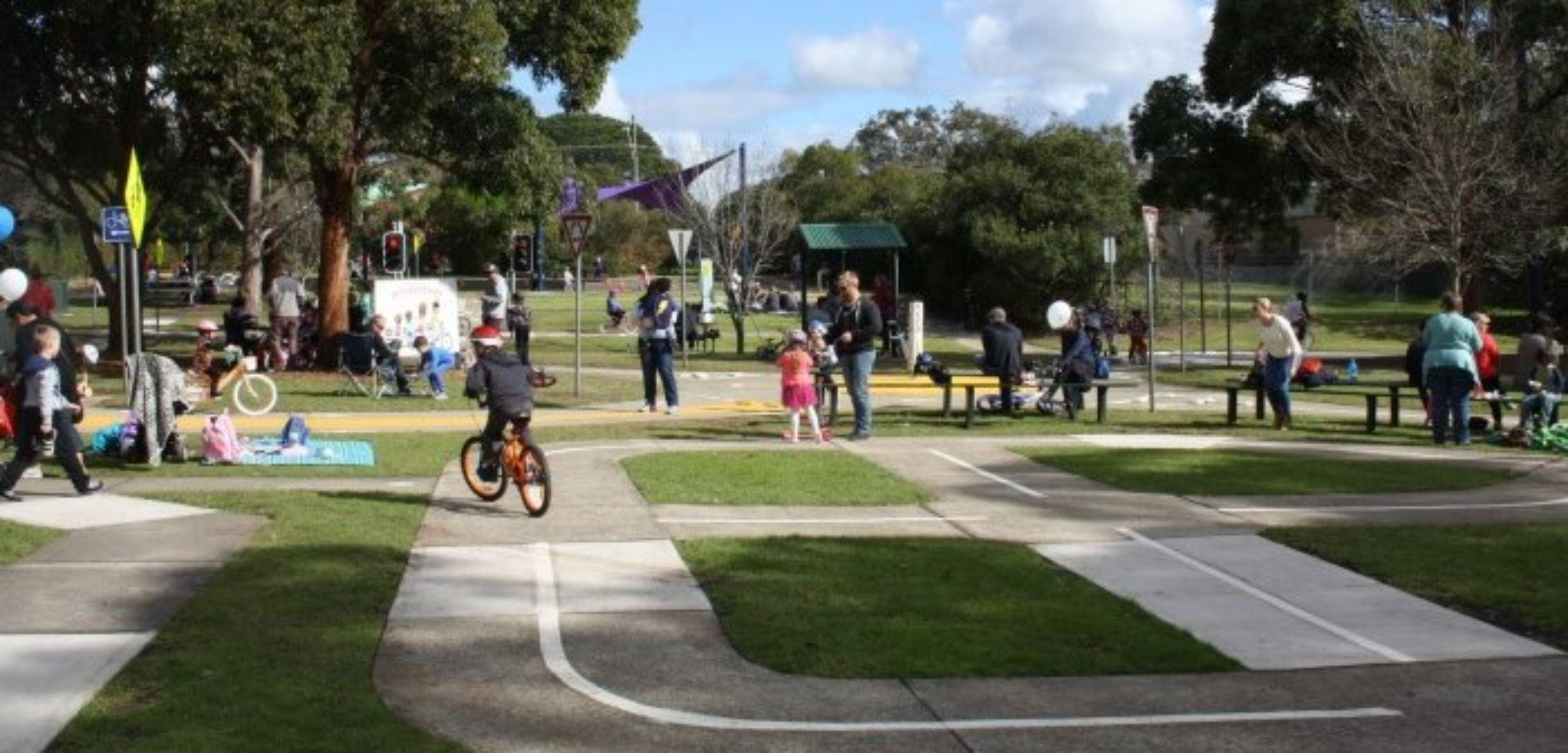 Campbelltown Bicycle Education Centre - Attractions Sydney