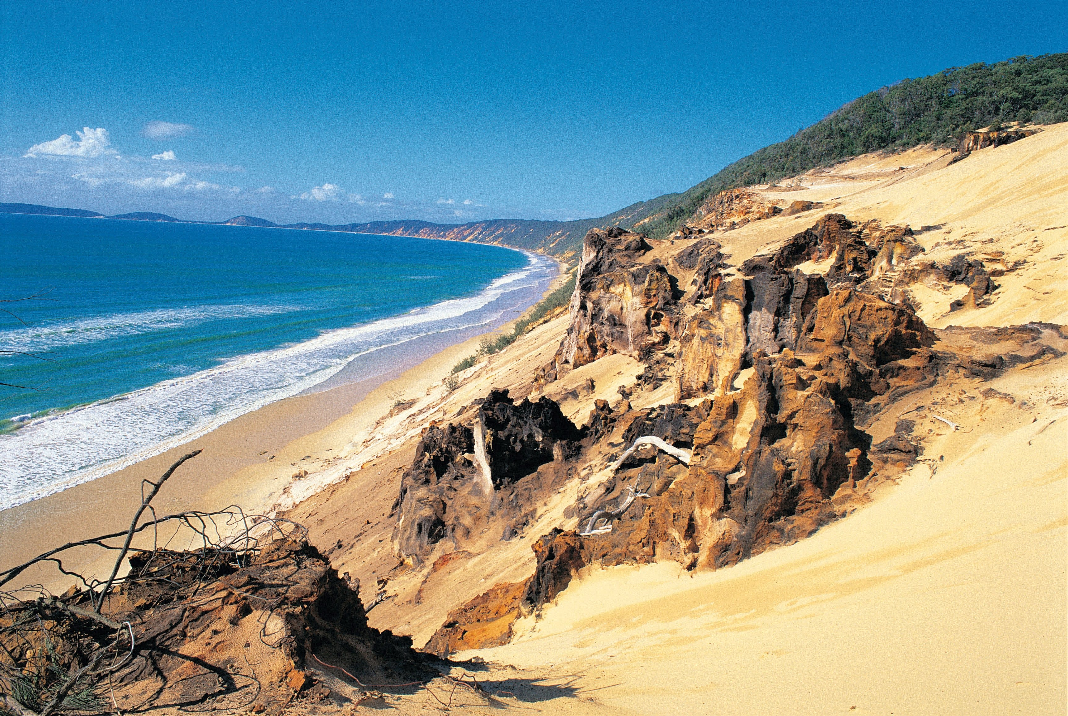 Cooloola Great Sandy National Park - Attractions Sydney