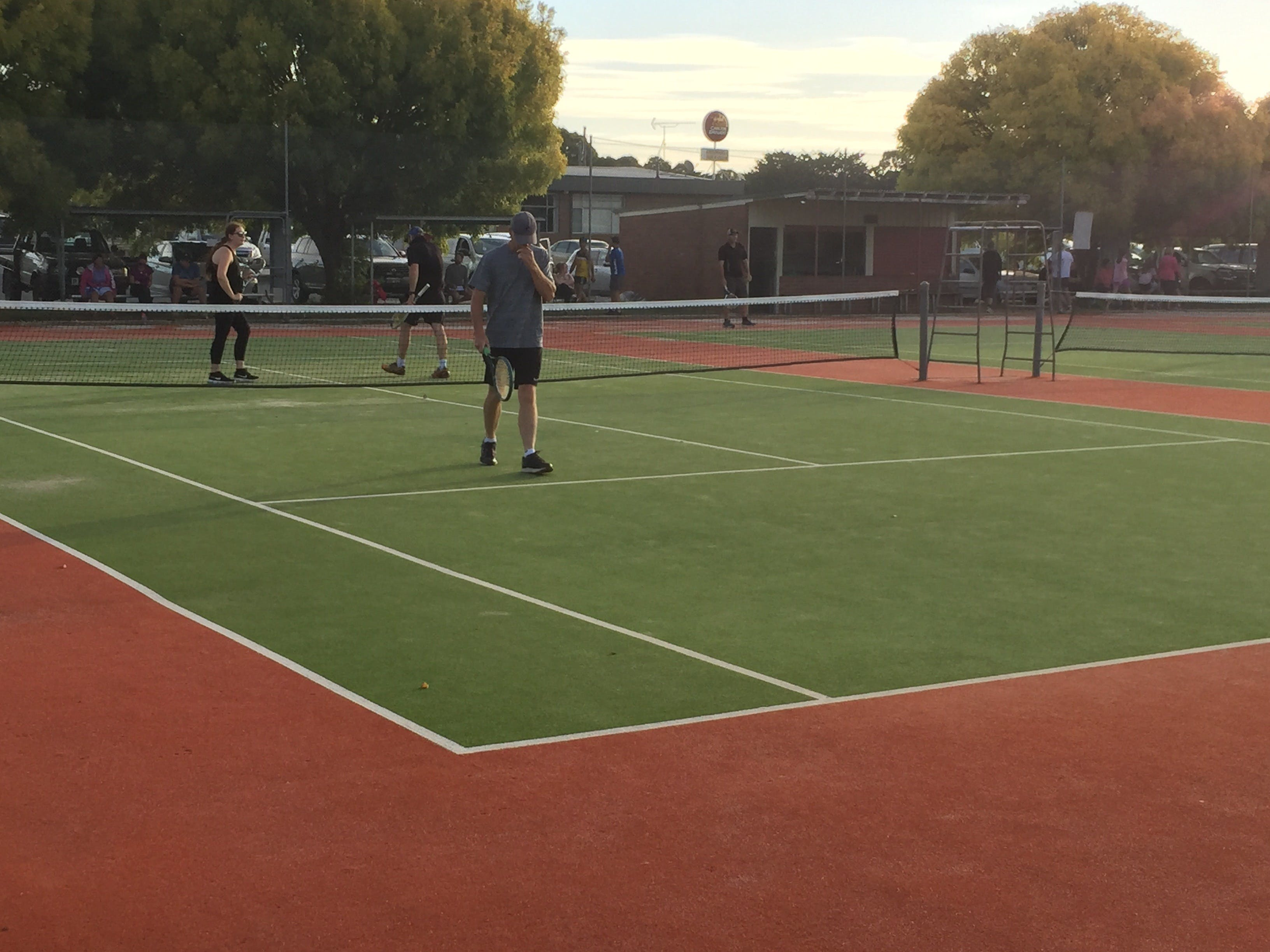 Crookwell Tennis Courts - Attractions Sydney