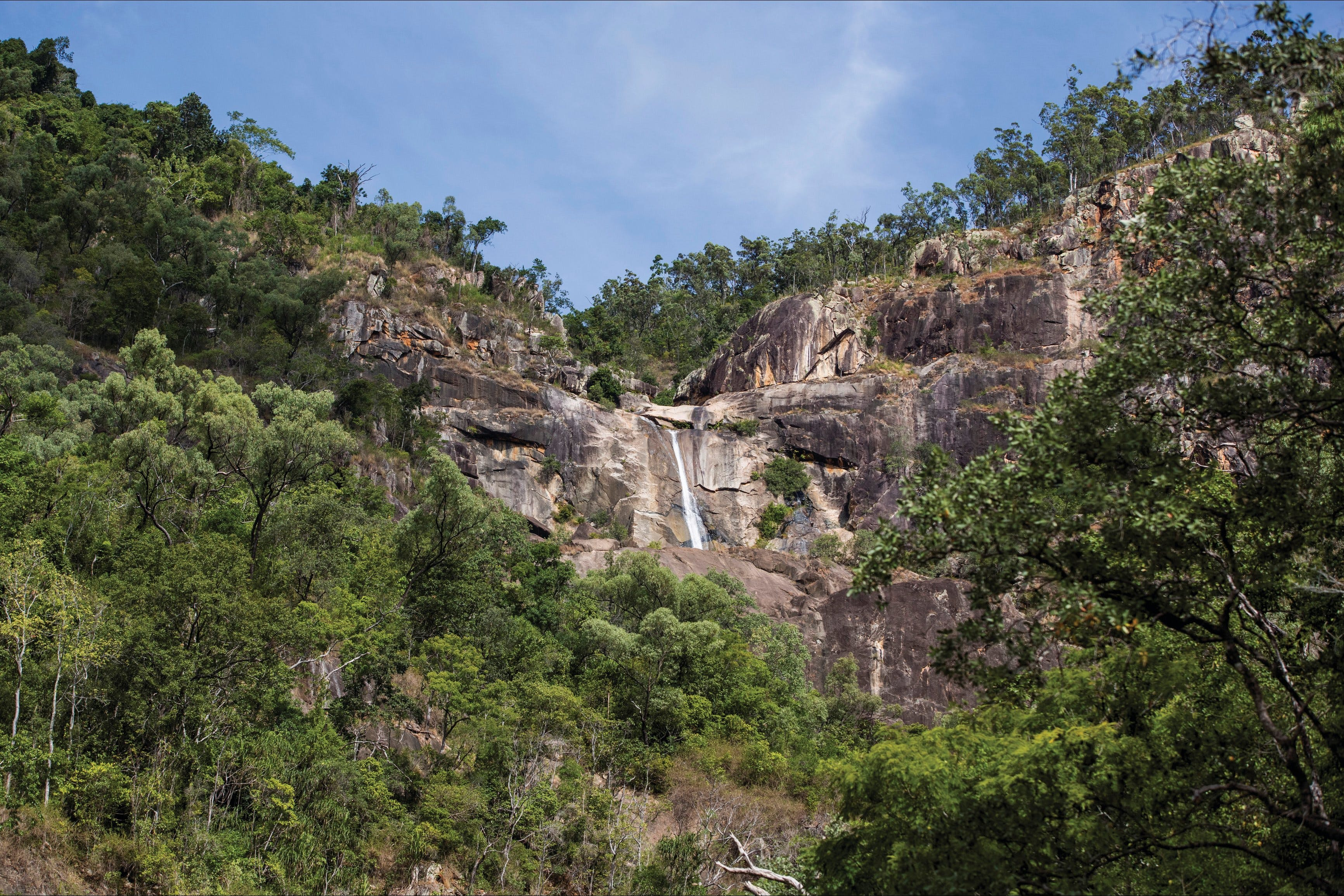 Jourama Falls Paluma Range National Park - Attractions Sydney