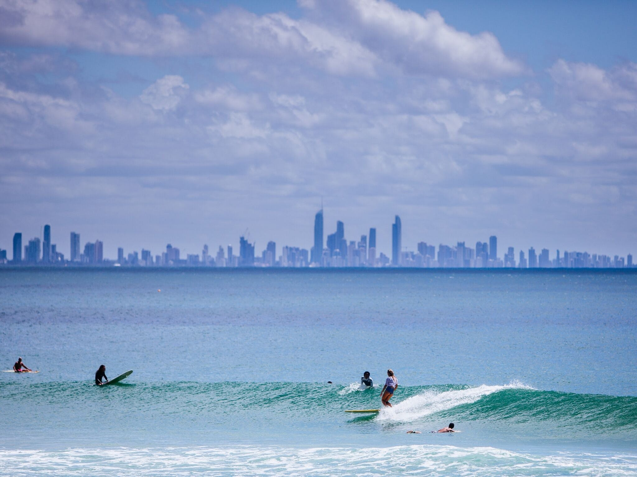 Kirra Point - Attractions Sydney