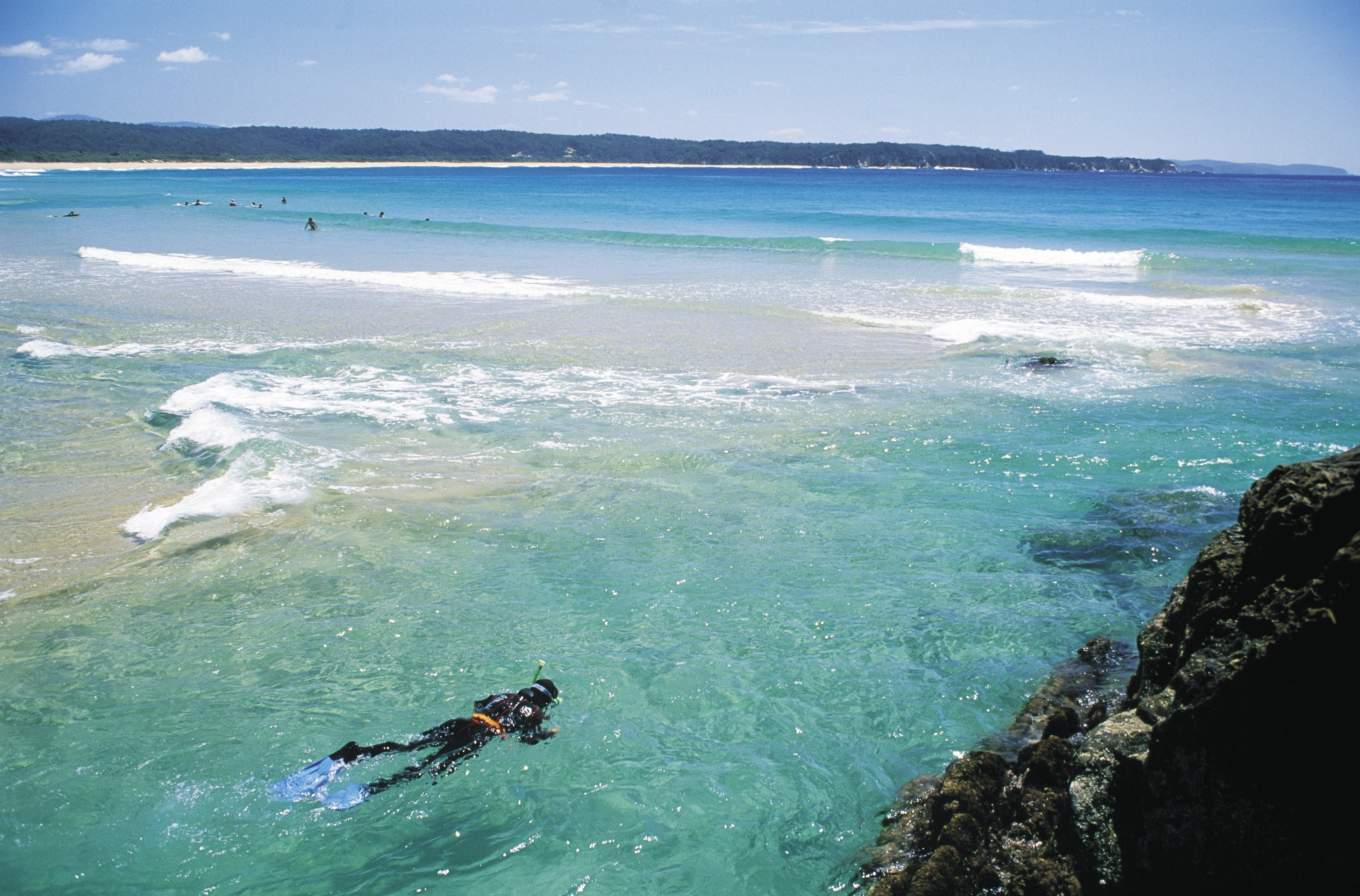 Merimbula Main Beach - Attractions Sydney
