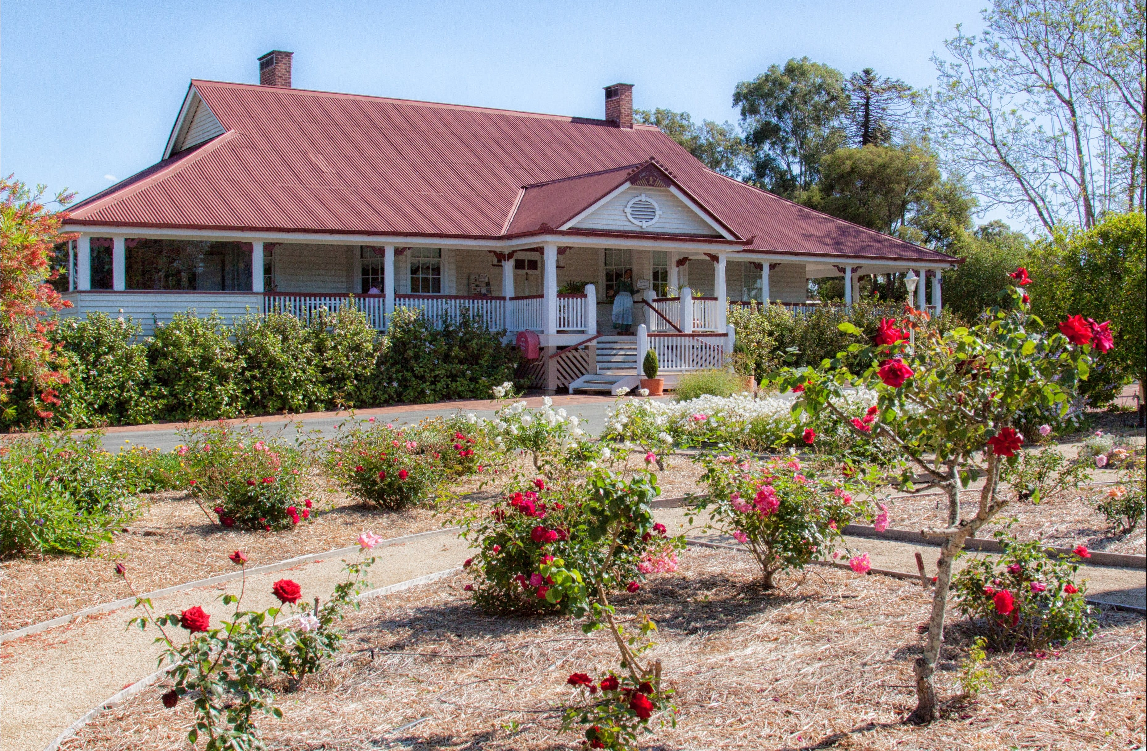 Ringsfield House Nanango - Attractions Sydney