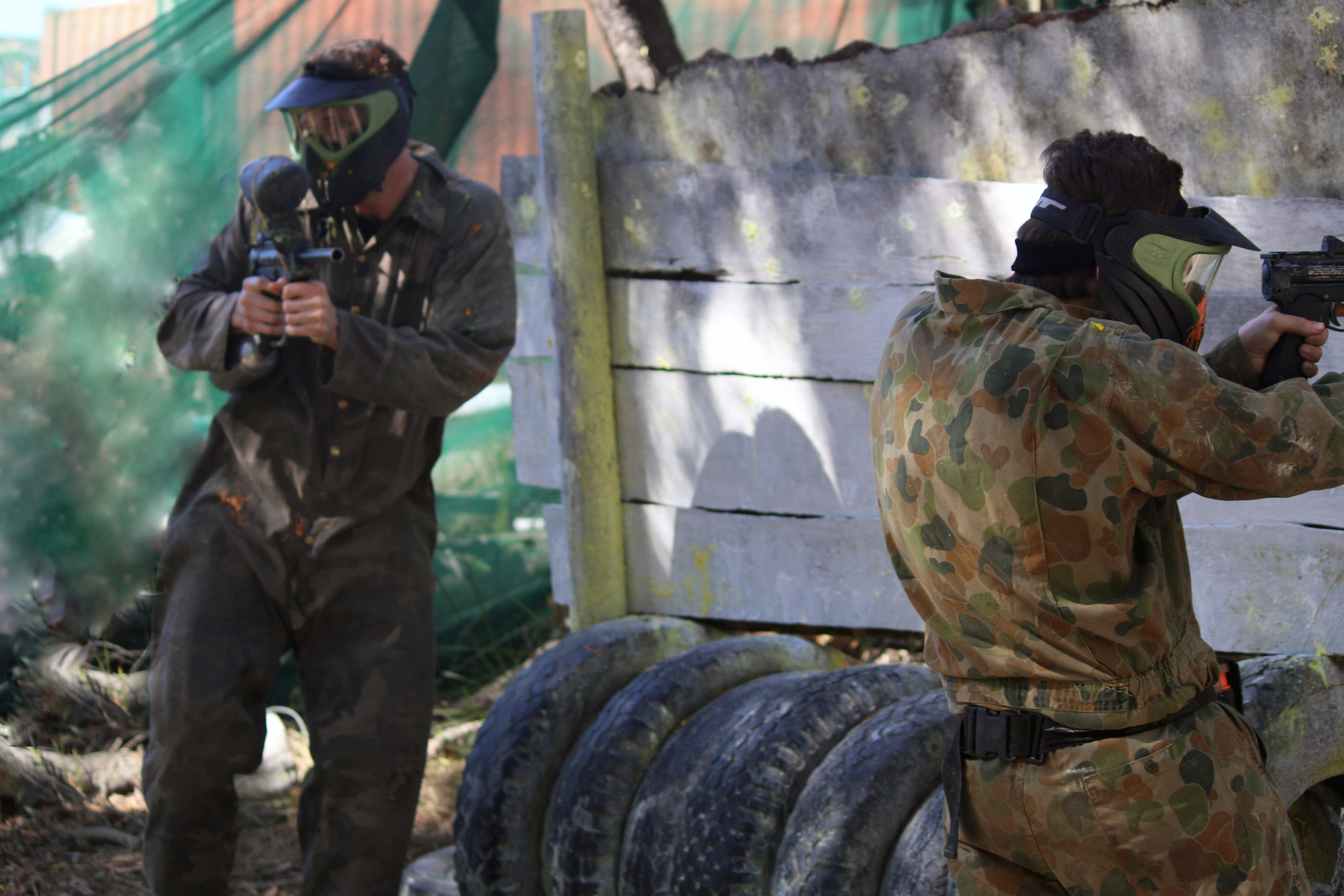 Skirmish Sunshine Coast Outdoor Paintball - Attractions Sydney