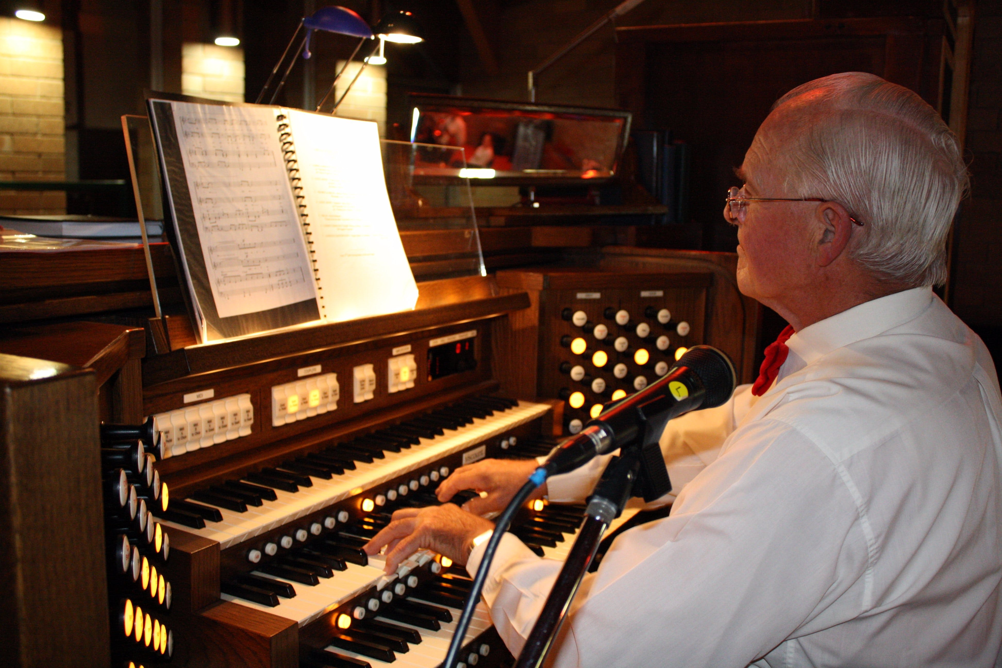 St Bartholomews Largest Digital Pipe Organ in the Southern Hemisphere - Attractions Sydney