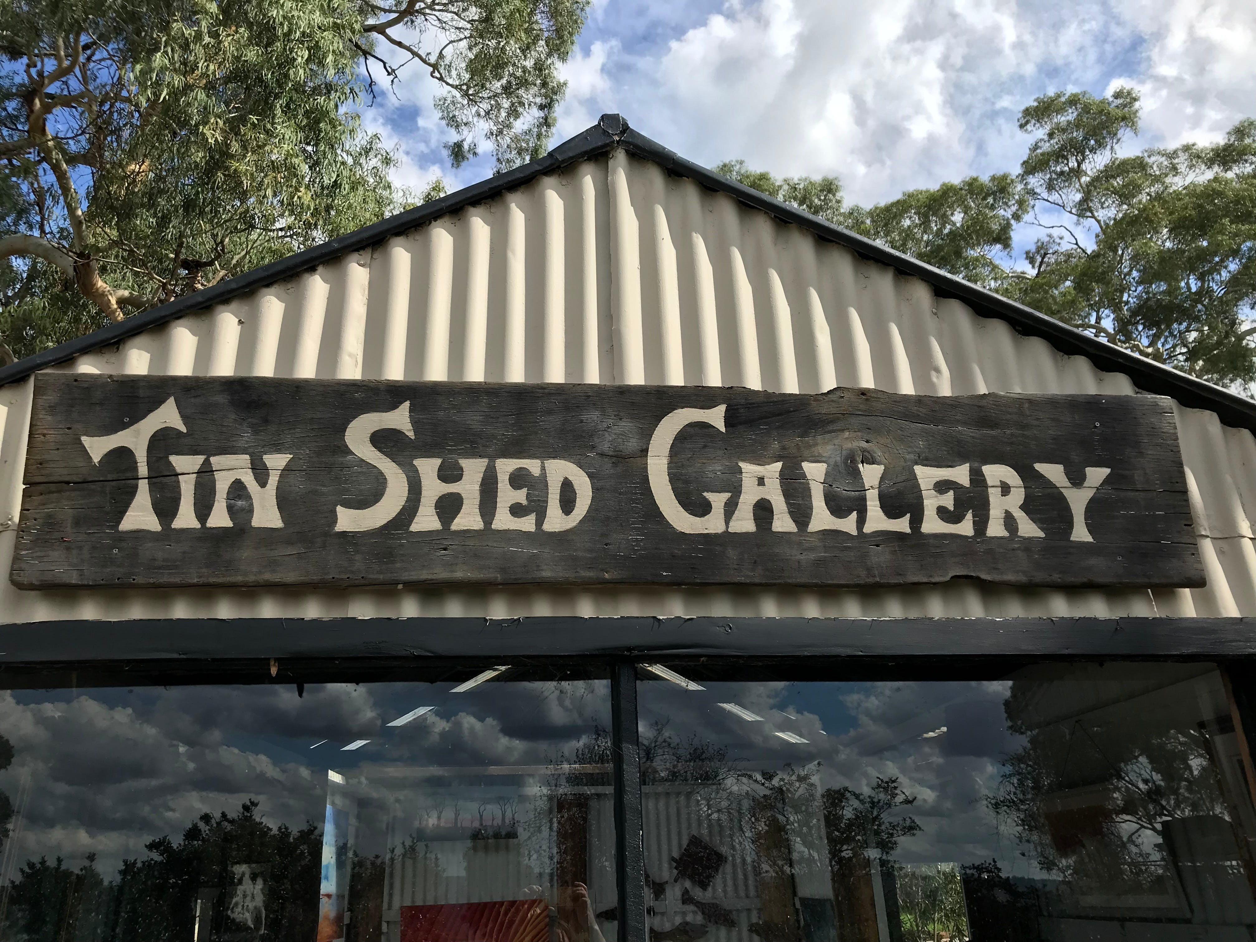 Tin Shed Gallery - Attractions Sydney