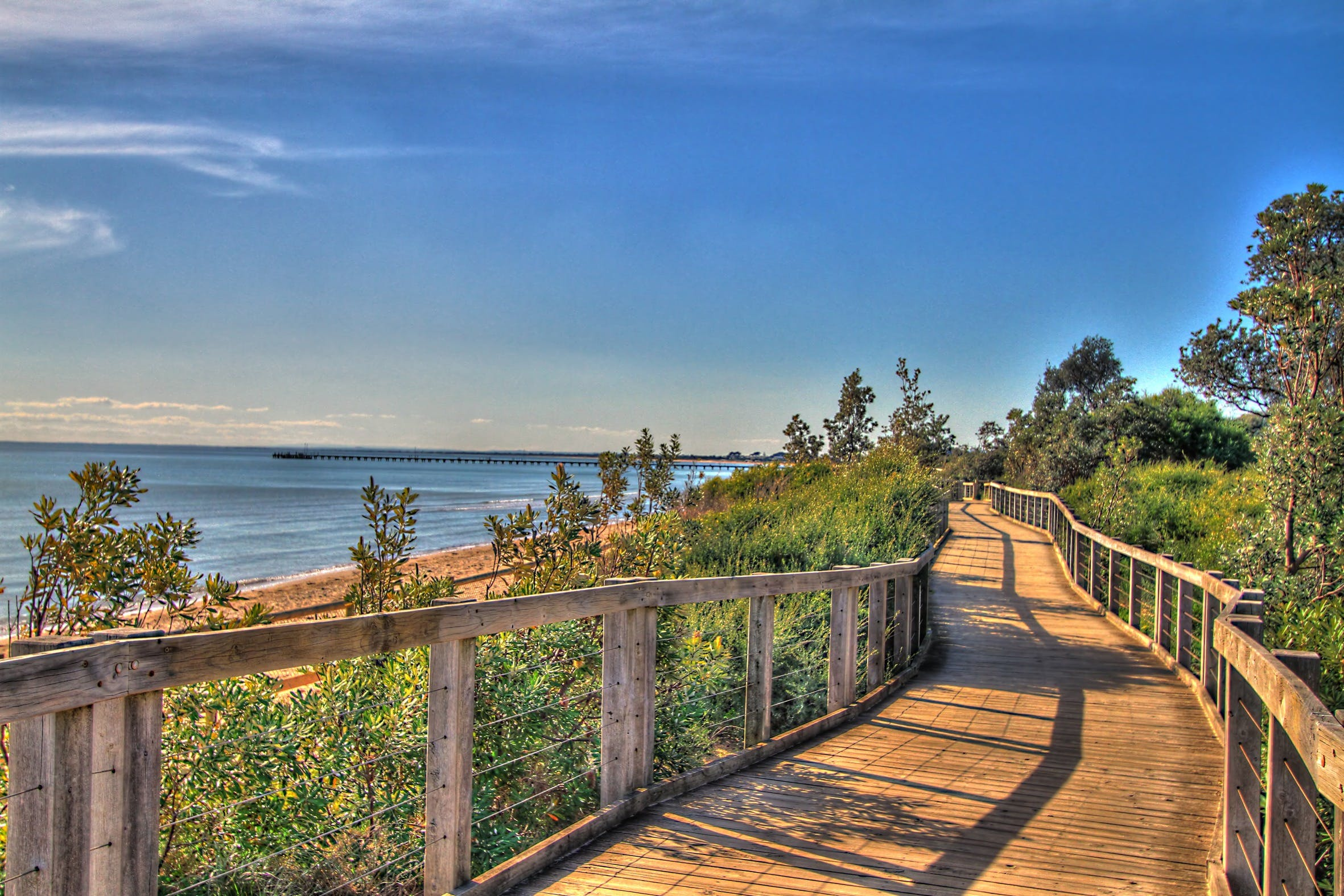 Frankston Foreshore and Pier Walk - Attractions Sydney
