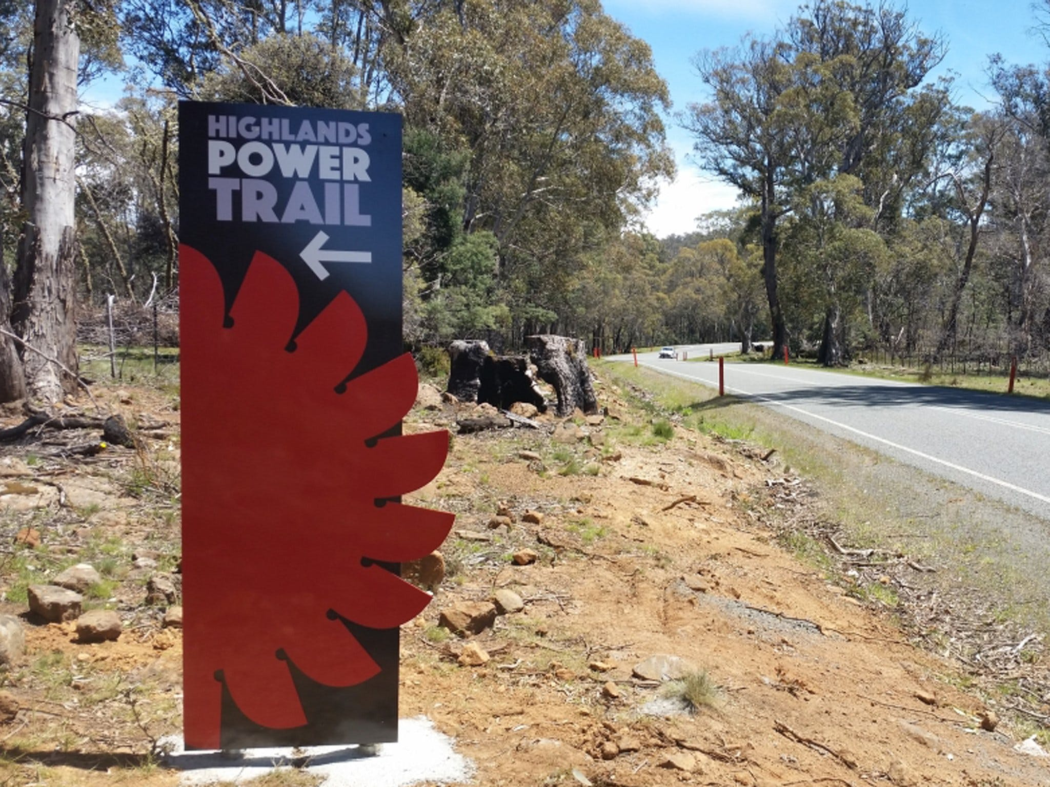 Highlands Power Trail - Attractions Sydney