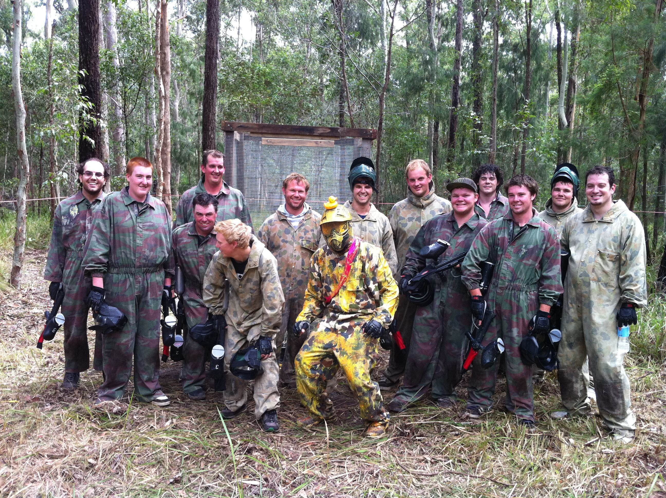 Mid North Coast Paintball - Attractions Sydney