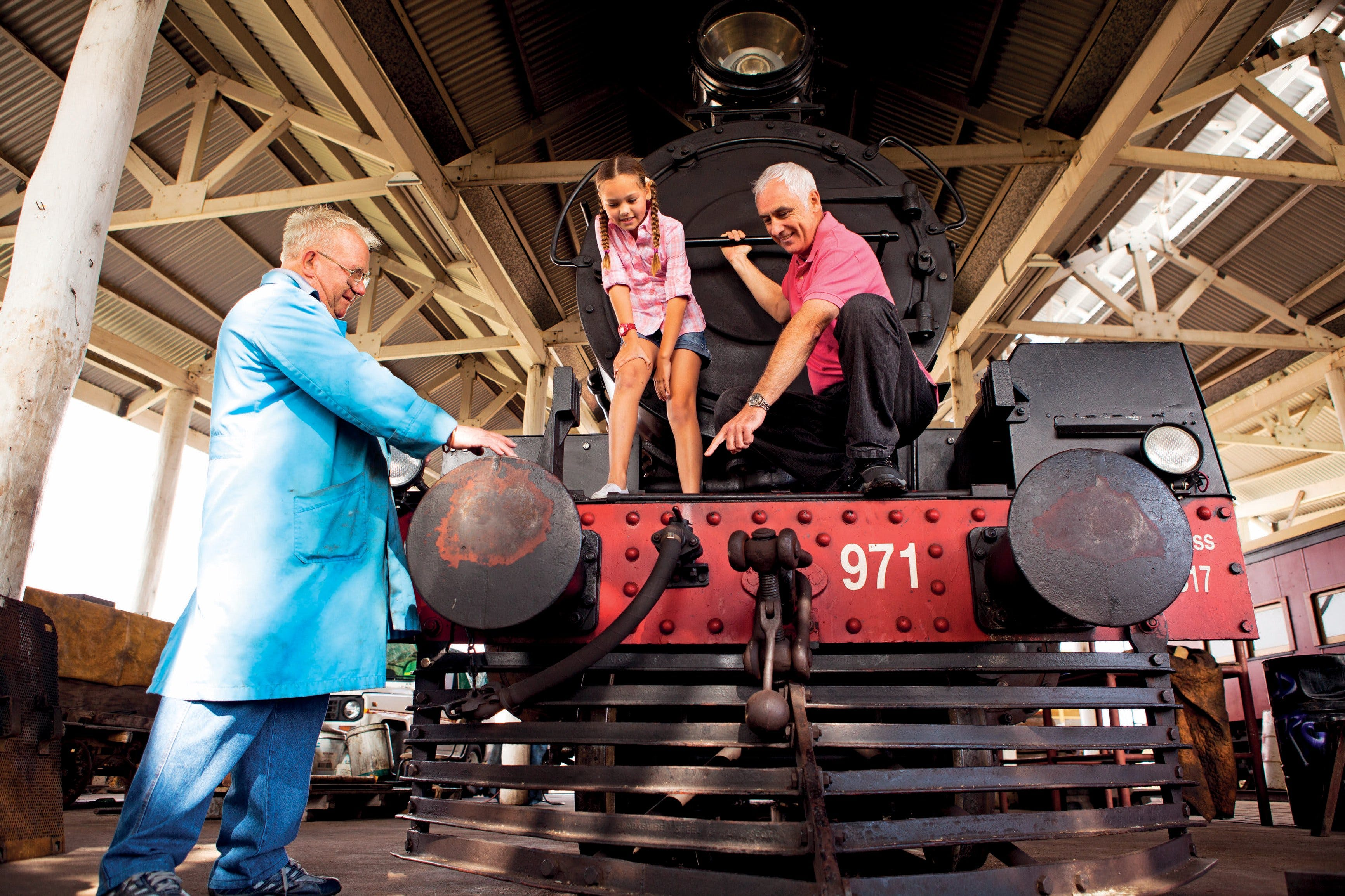 Southern Downs Steam Railway - Attractions Sydney