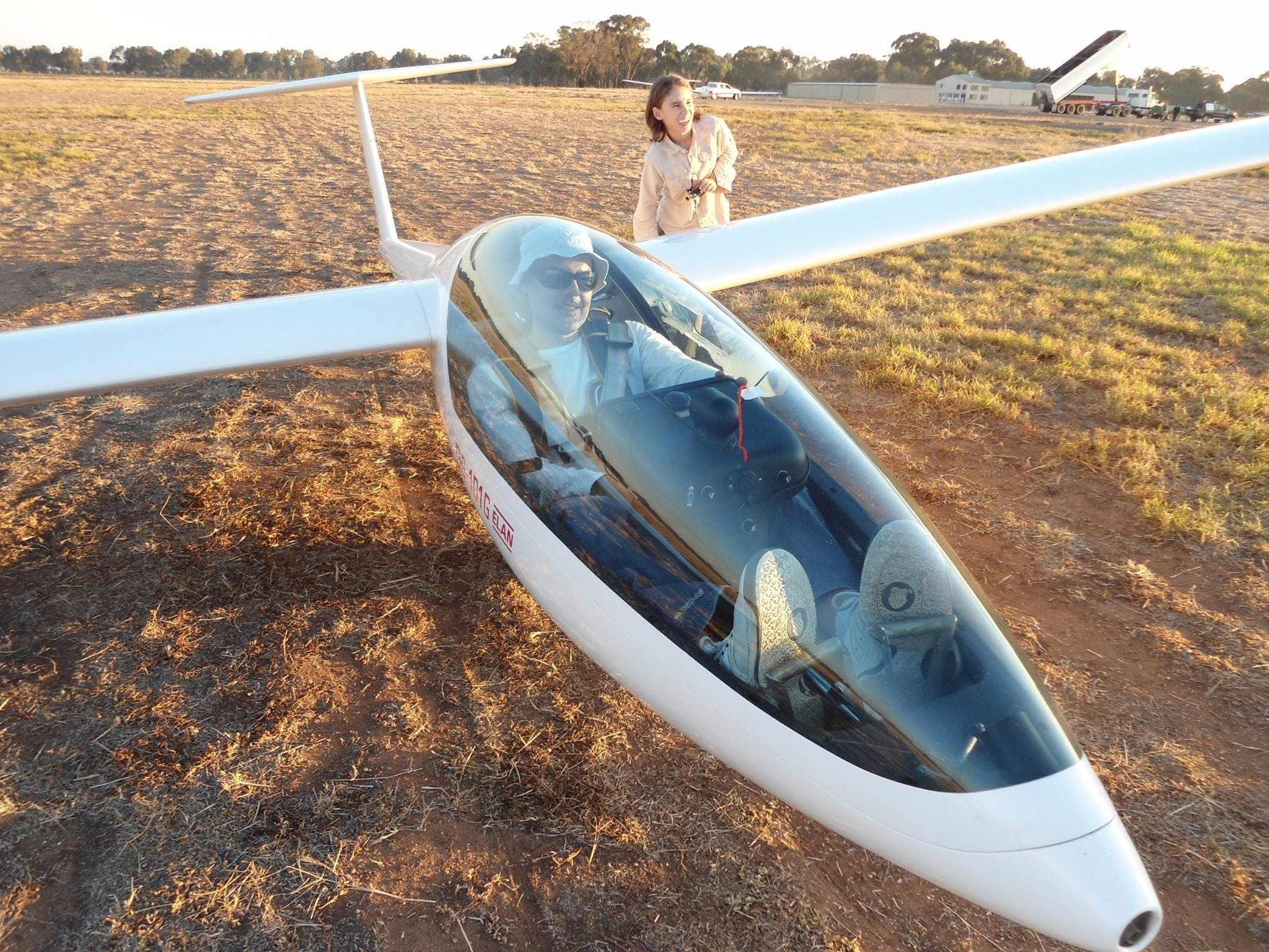 Southern Riverina Gliding Club Inc. - Attractions Sydney