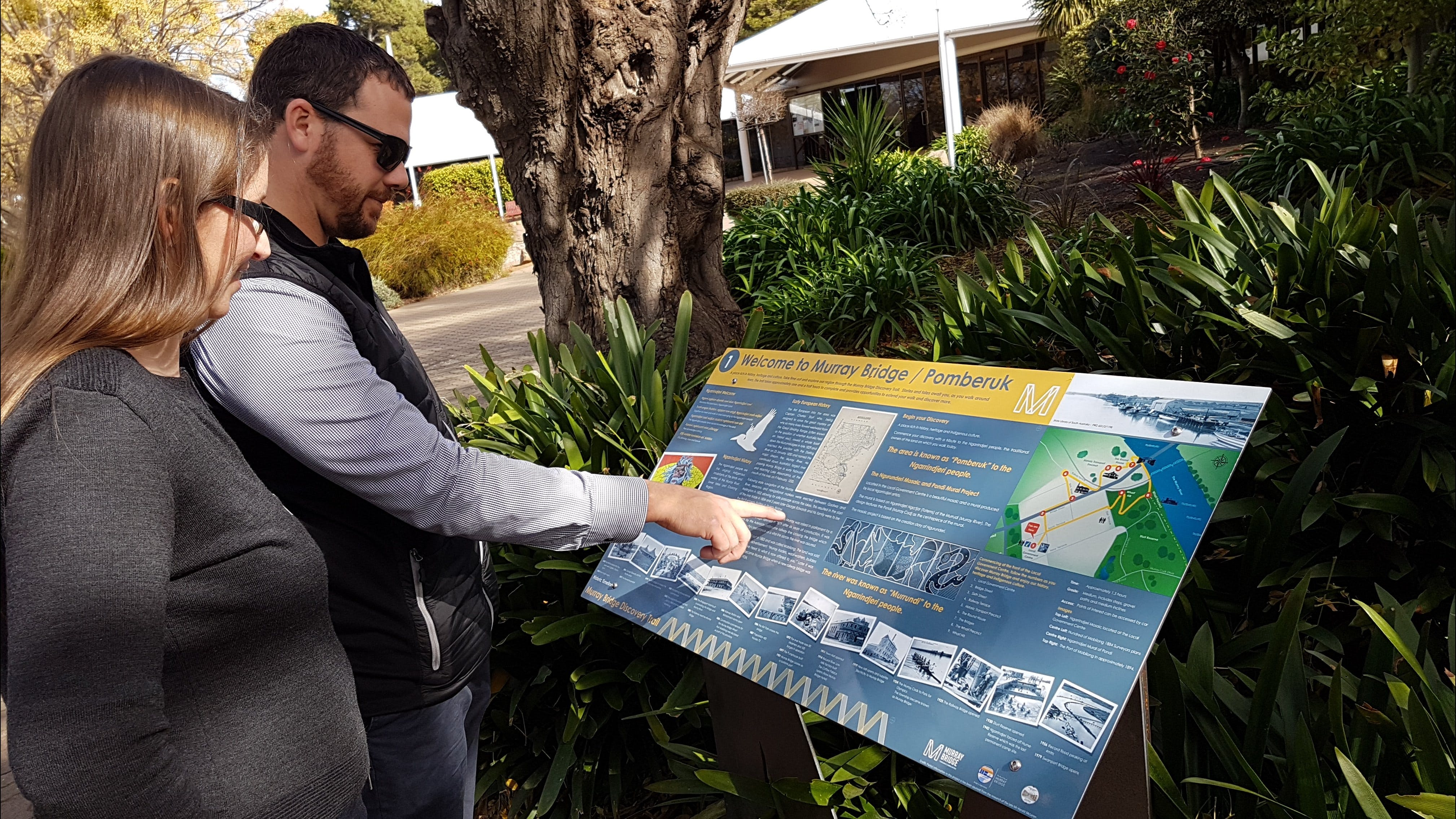 The Murray Bridge Discovery Trail - Attractions Sydney
