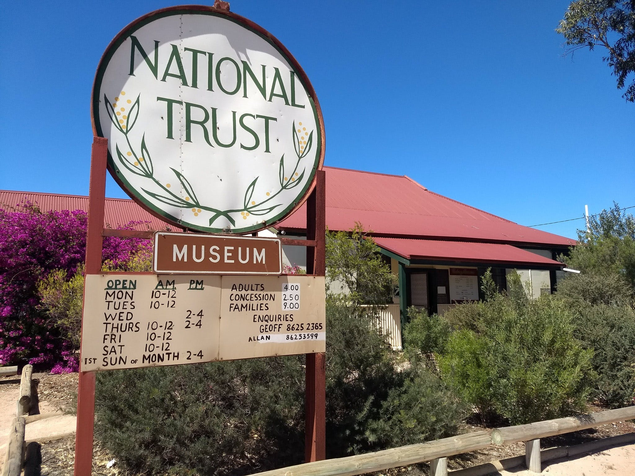 Ceduna National Trust Musuem - Attractions Sydney