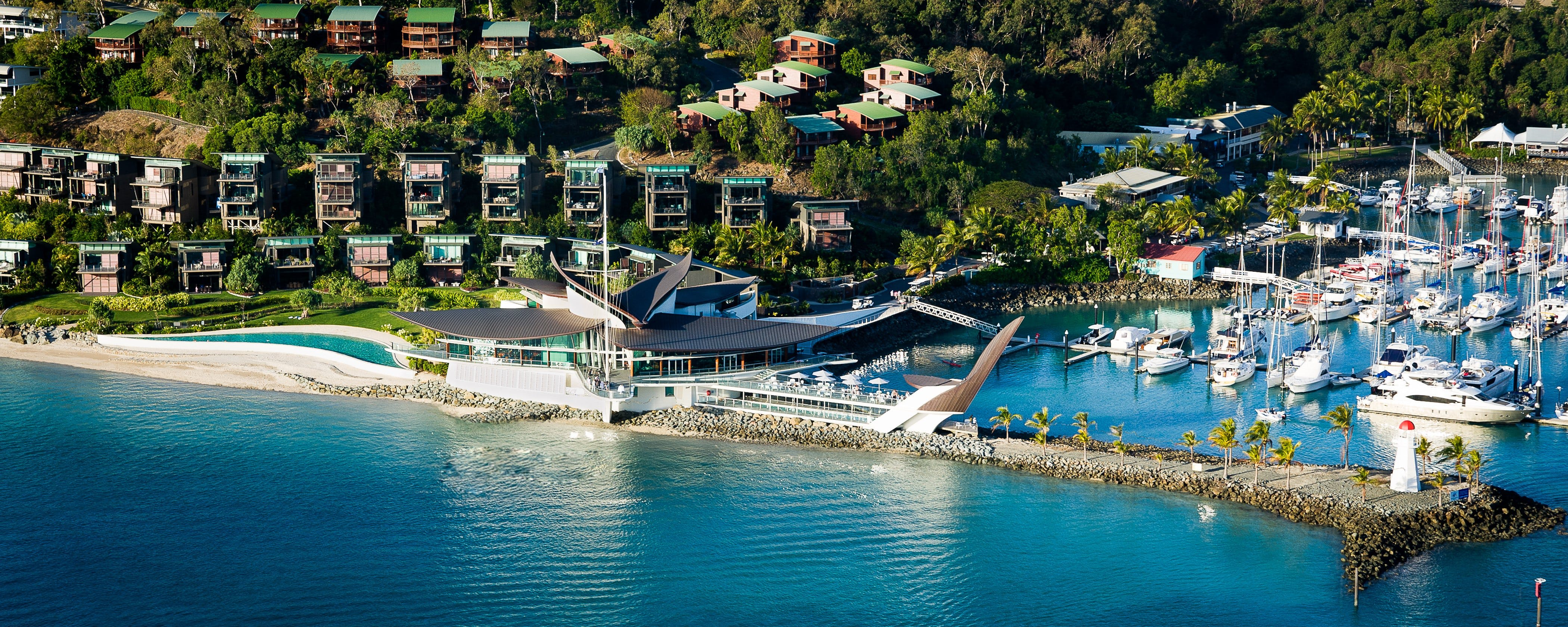 Hamilton Island Yacht Club - Attractions Sydney