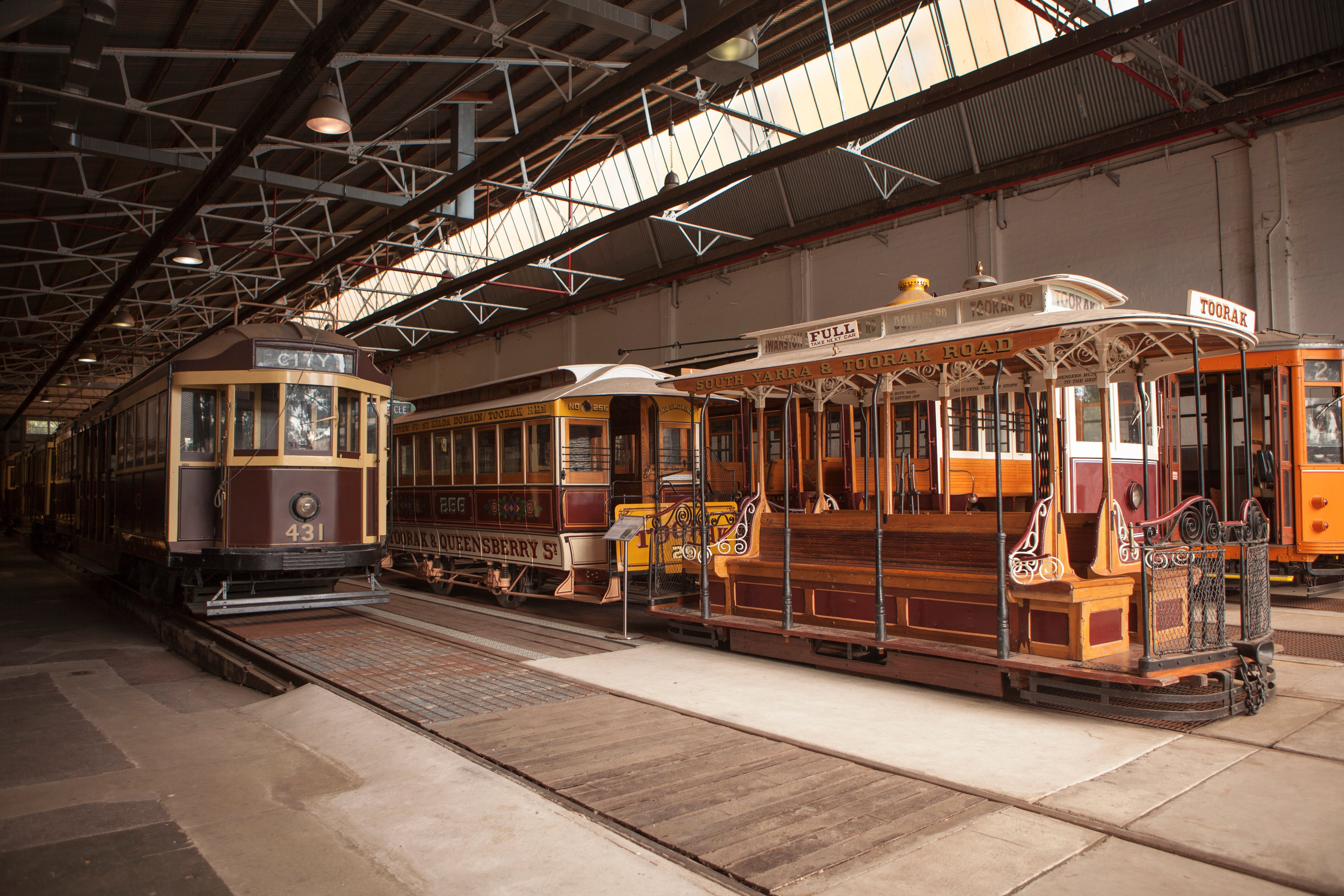 Melbourne Tram Museum - Attractions Sydney
