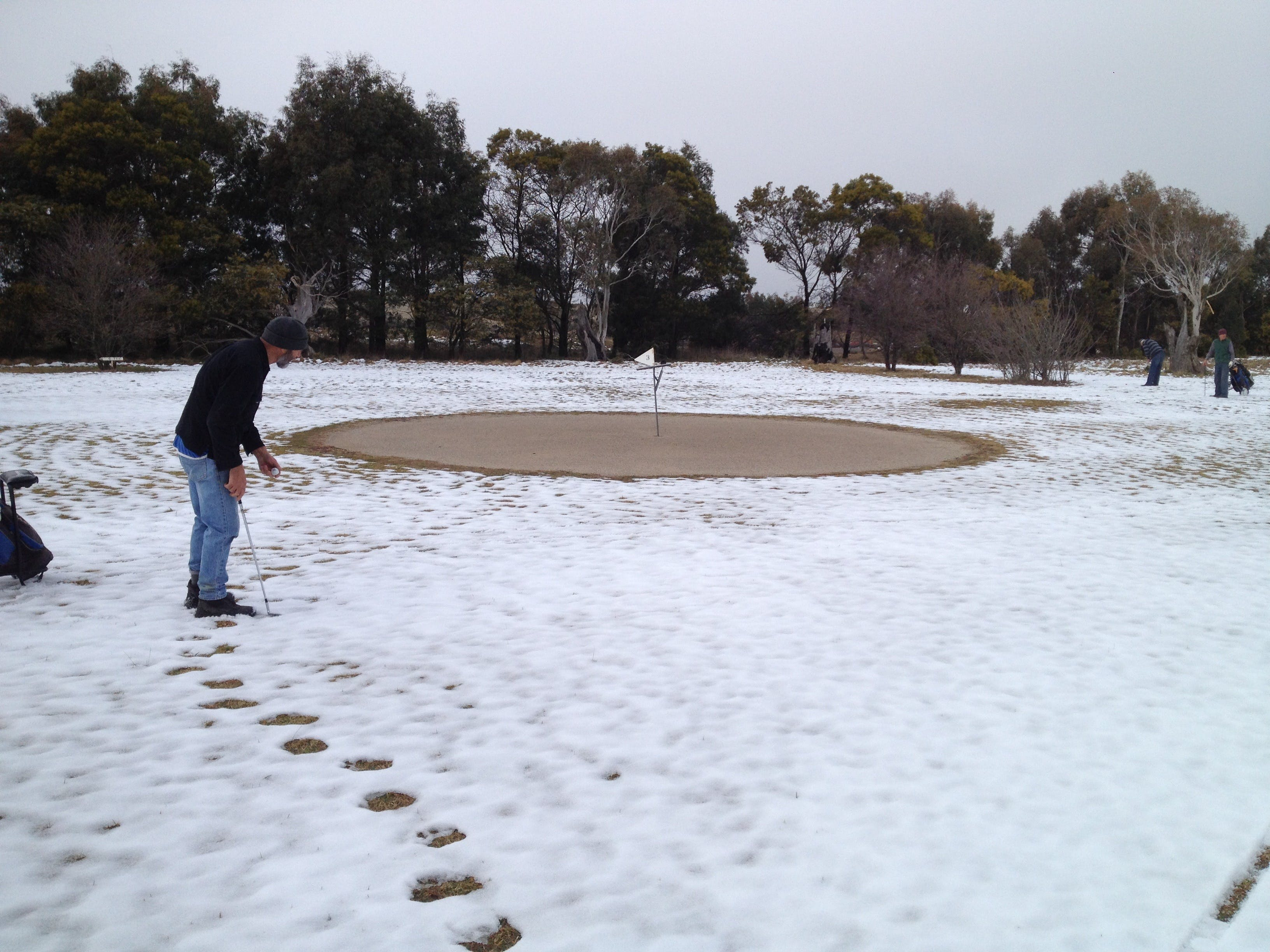 Taralga Sands Golf Club - Attractions Sydney