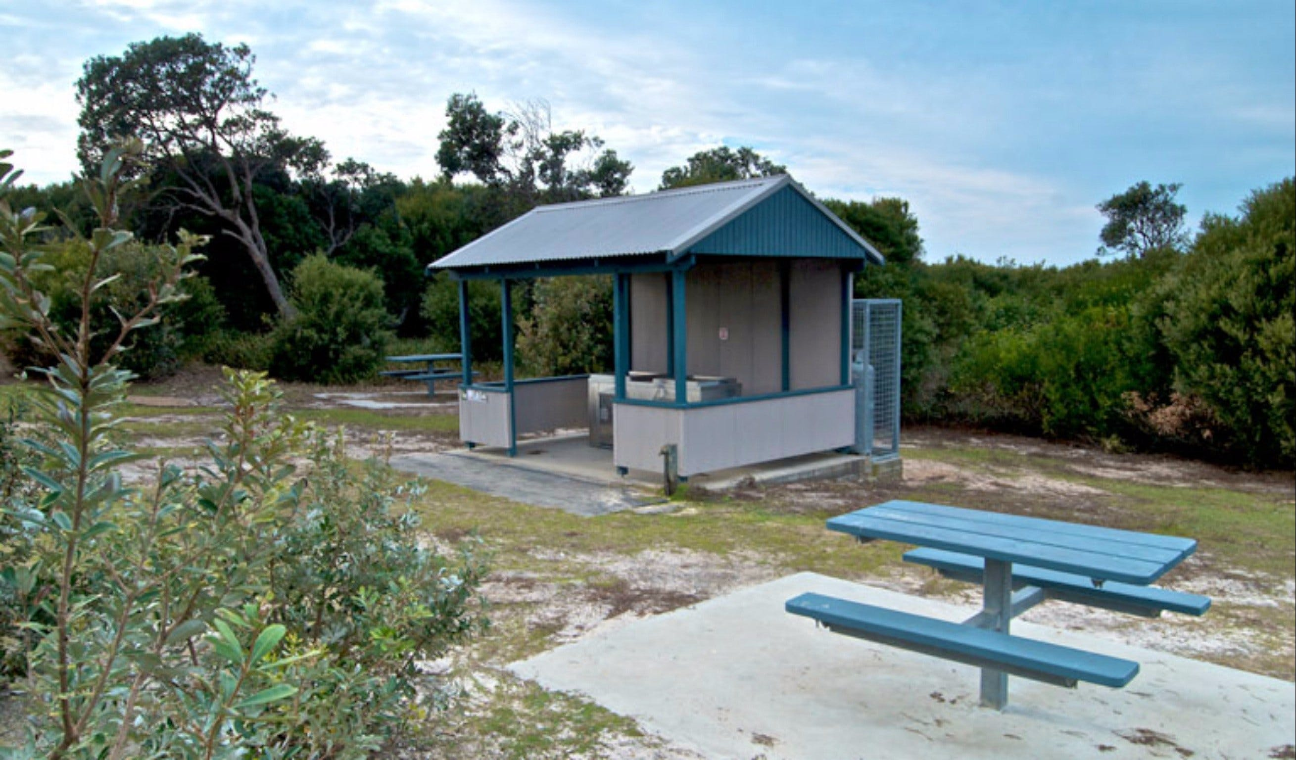 Tea Tree picnic area and lookout - Attractions Sydney