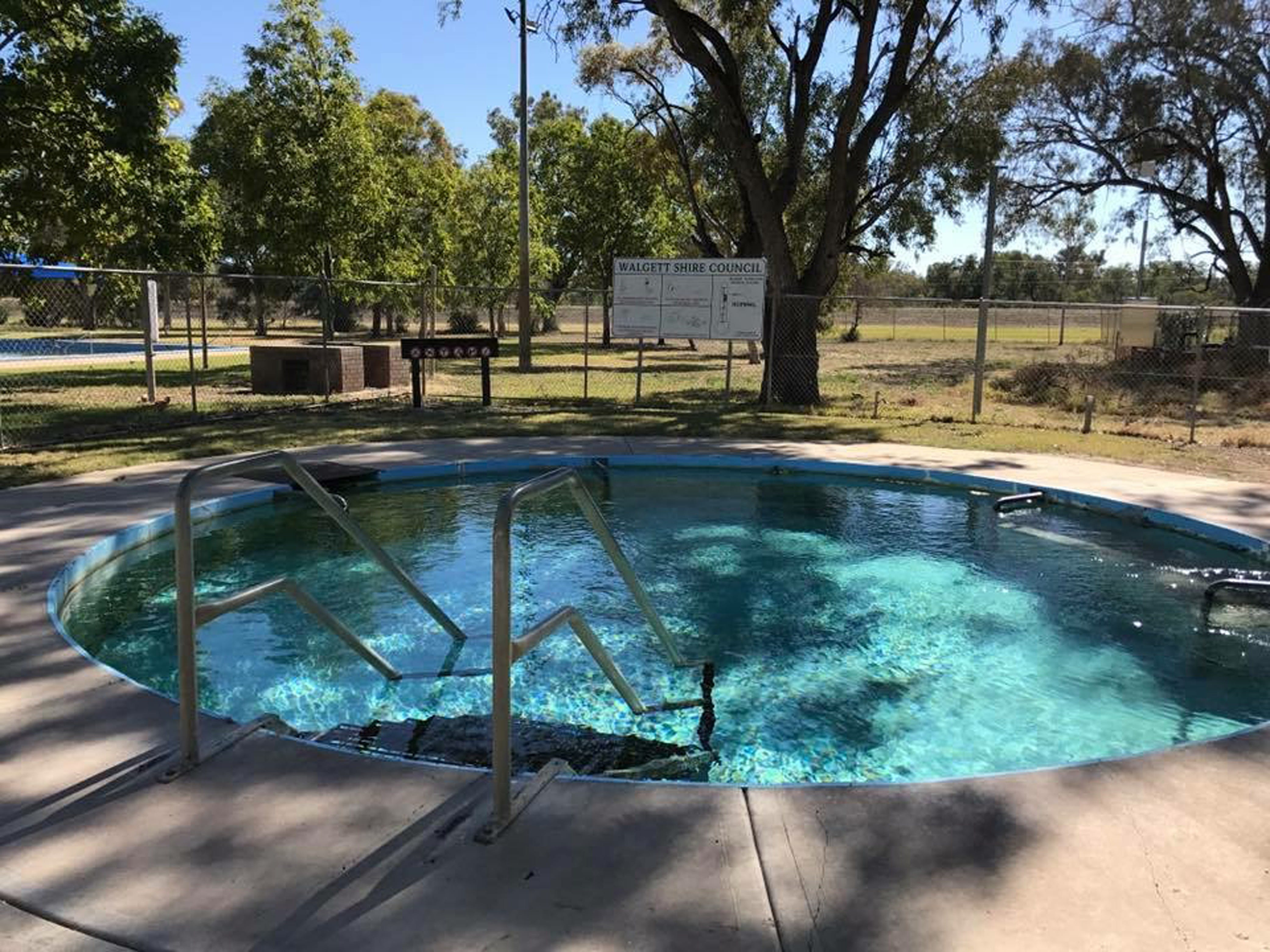 Walgett Artesian Bore Baths - Attractions Sydney