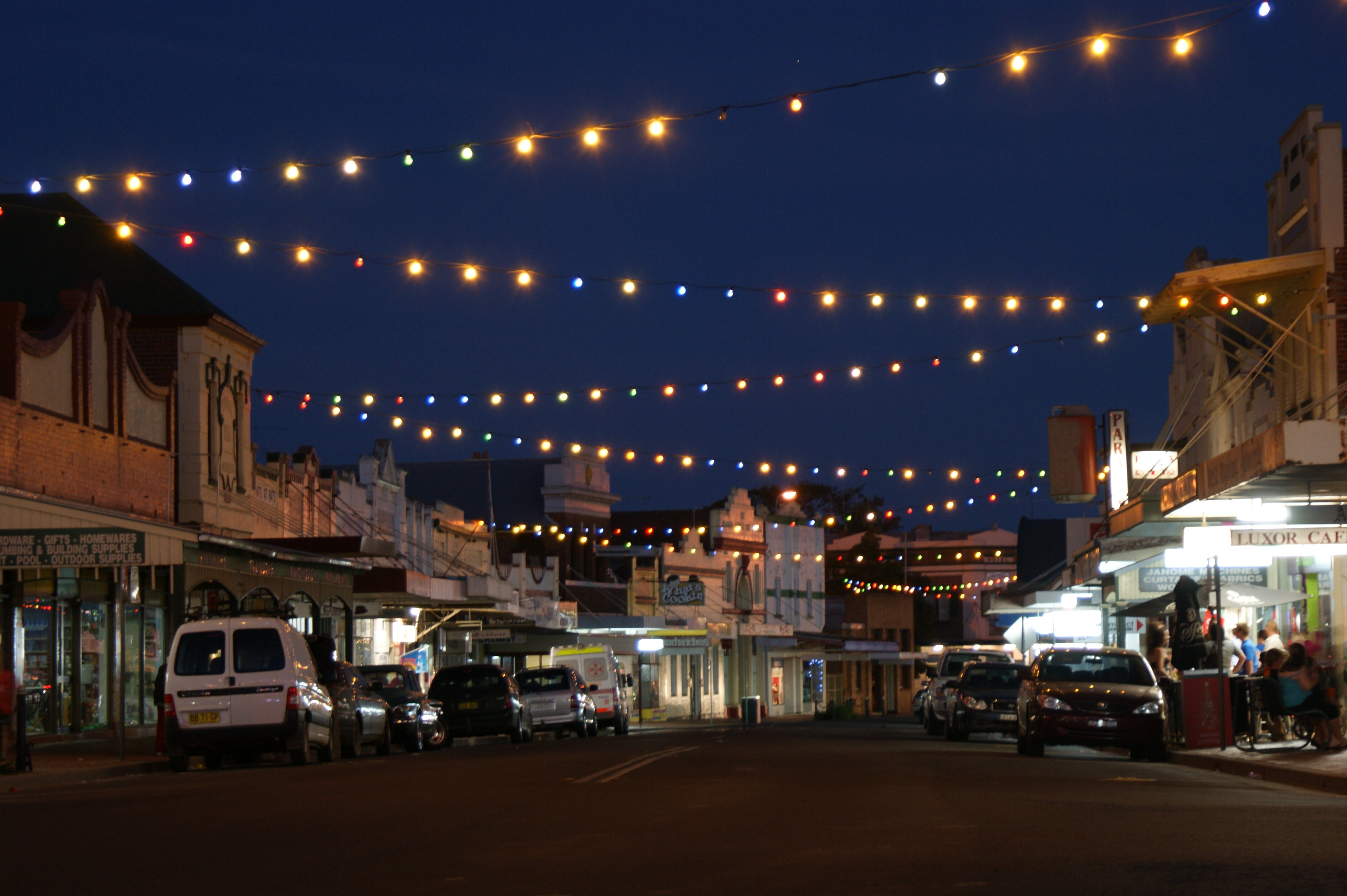West Wyalong Area - Attractions Sydney