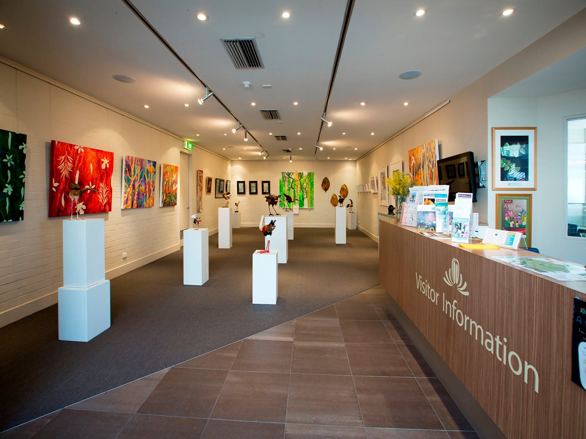 Australian National Botanic Gardens Visitor Centre Gallery - Attractions Sydney