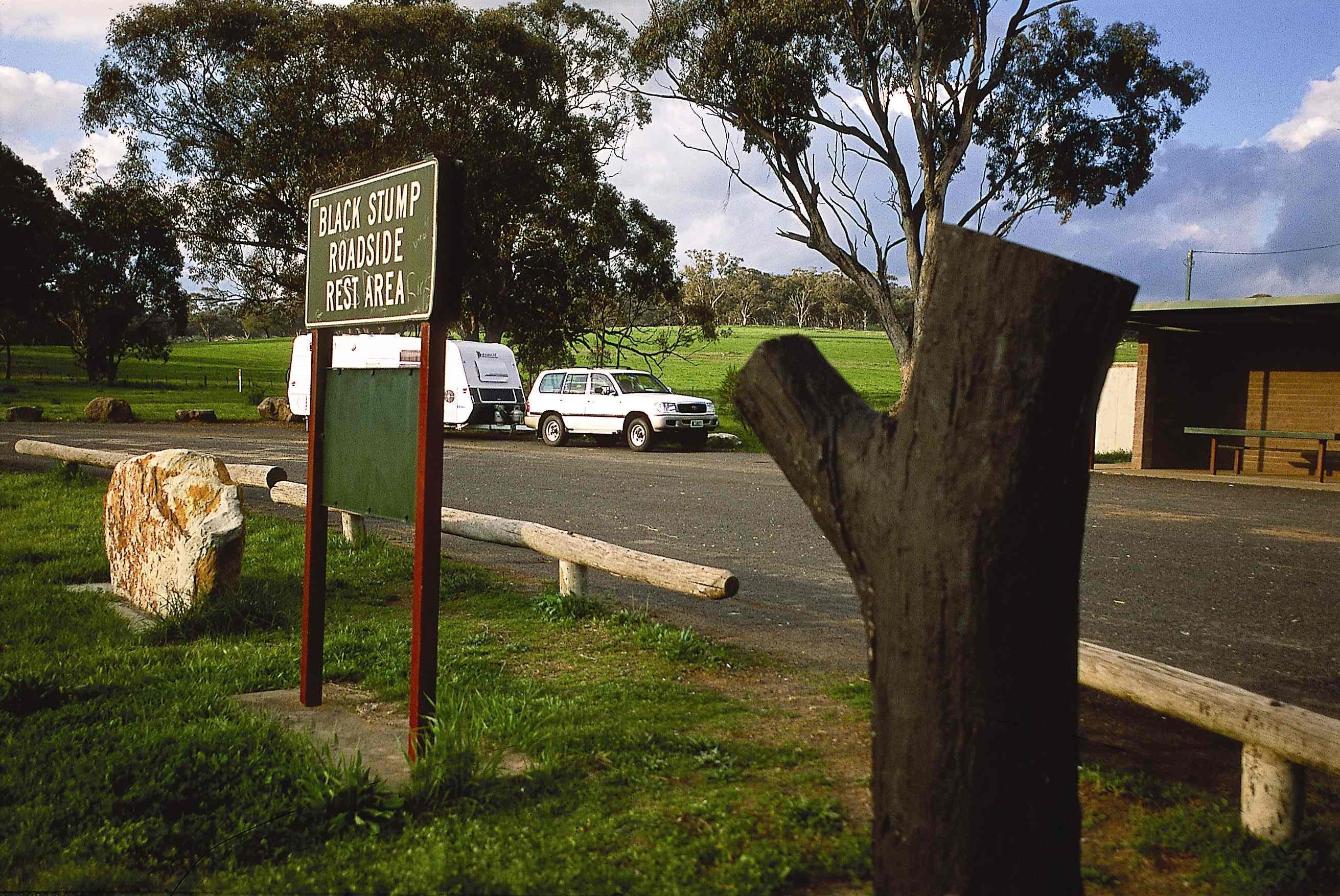 Black Stump Rest Area - Attractions Sydney