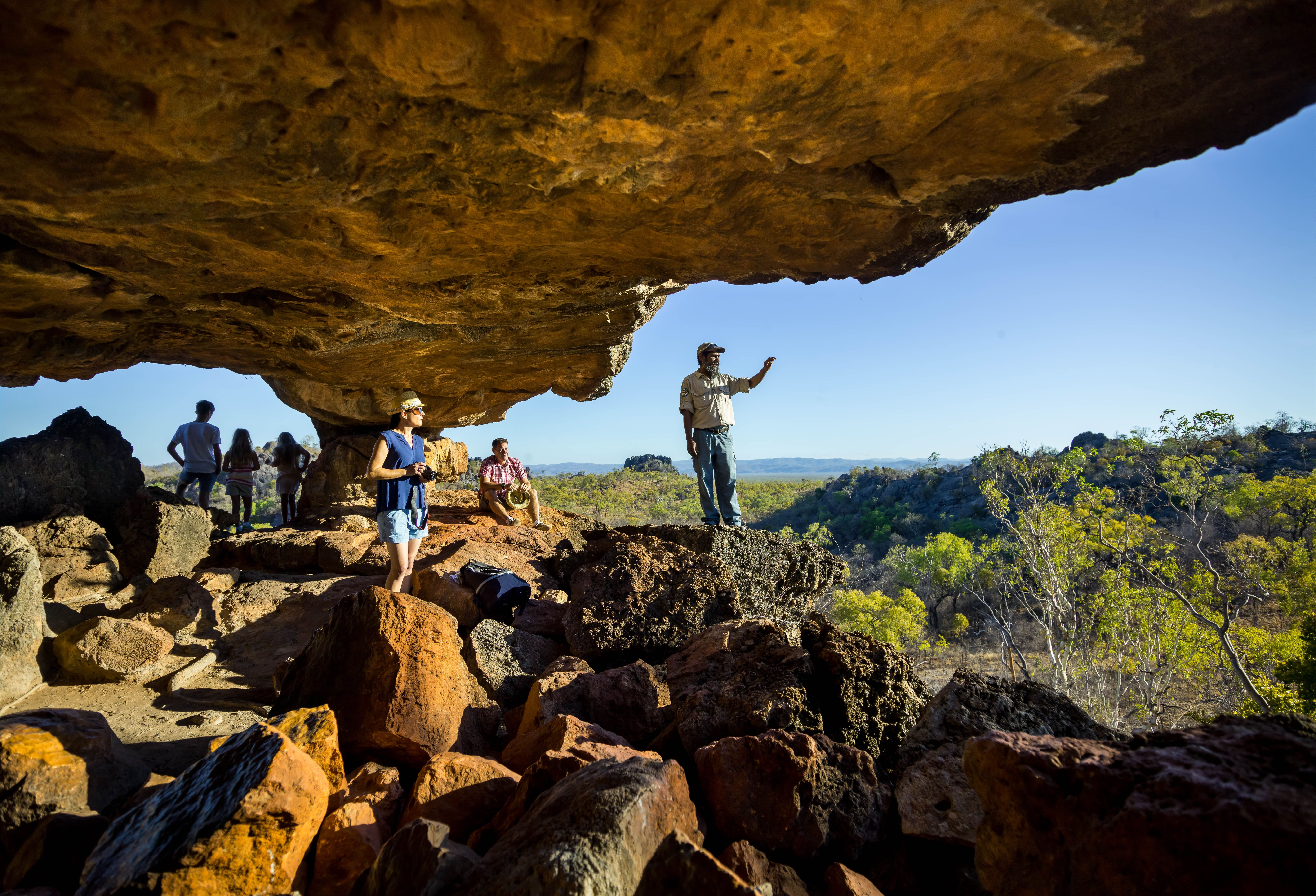 Chillagoe - Attractions Sydney