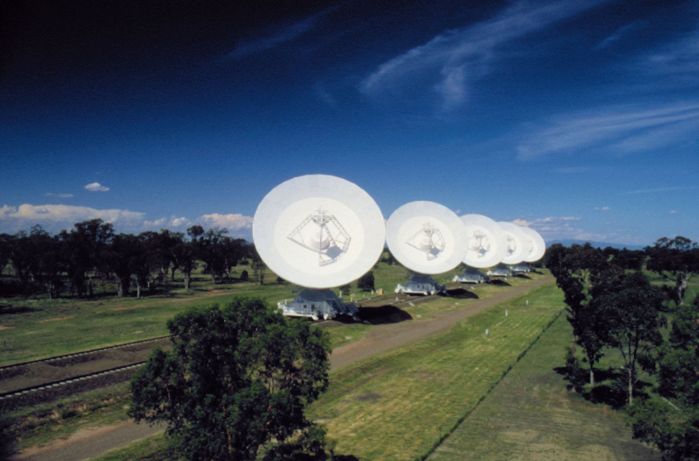 CSIRO Australia Telescope Narrabri - Attractions Sydney