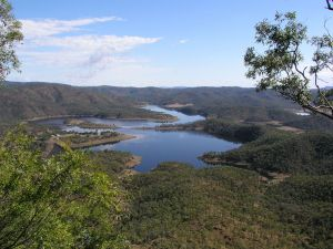 Lake Cania - Attractions Sydney