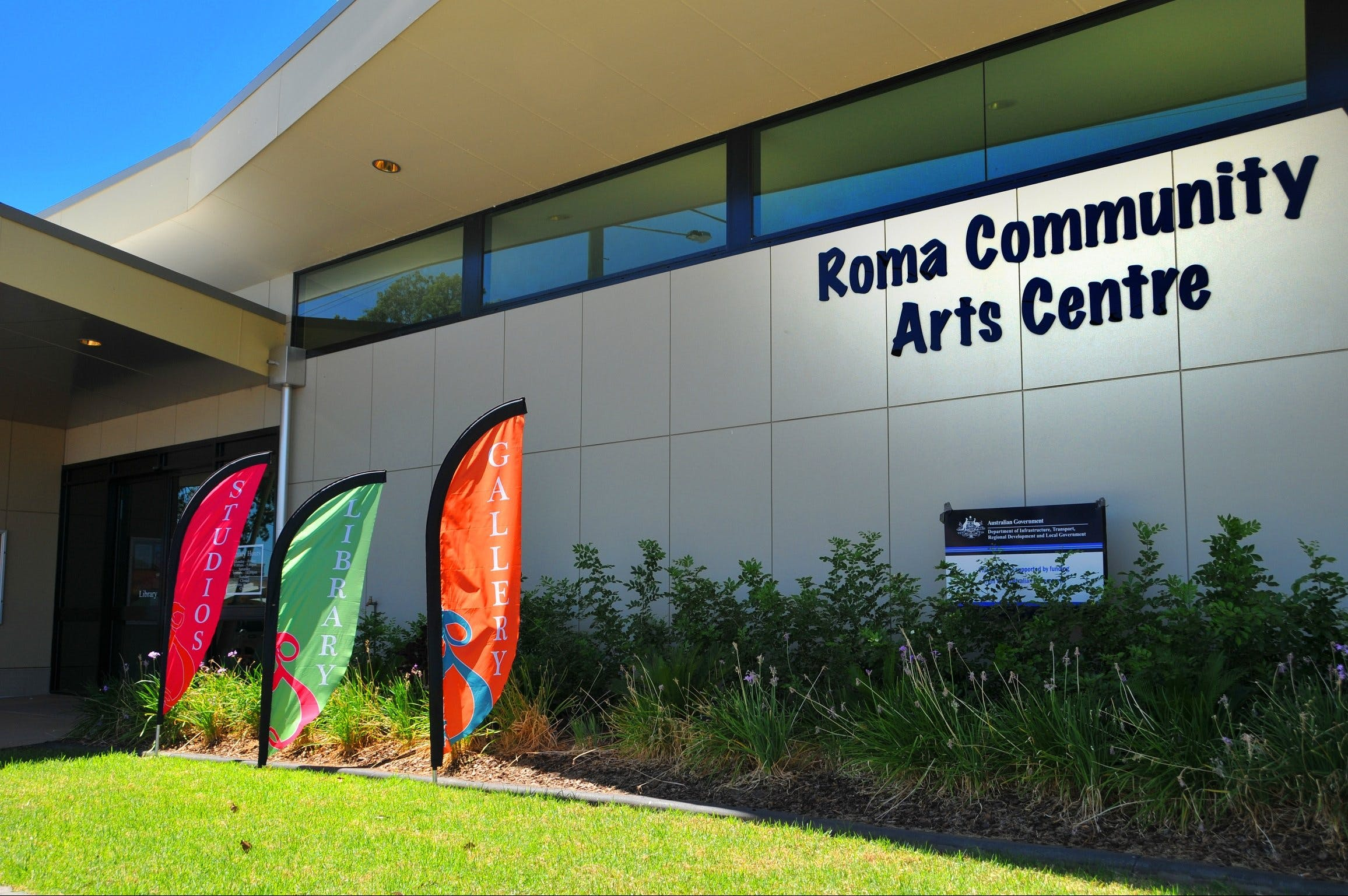Roma on Bungil Art Gallery and the Walk of Art - Attractions Sydney