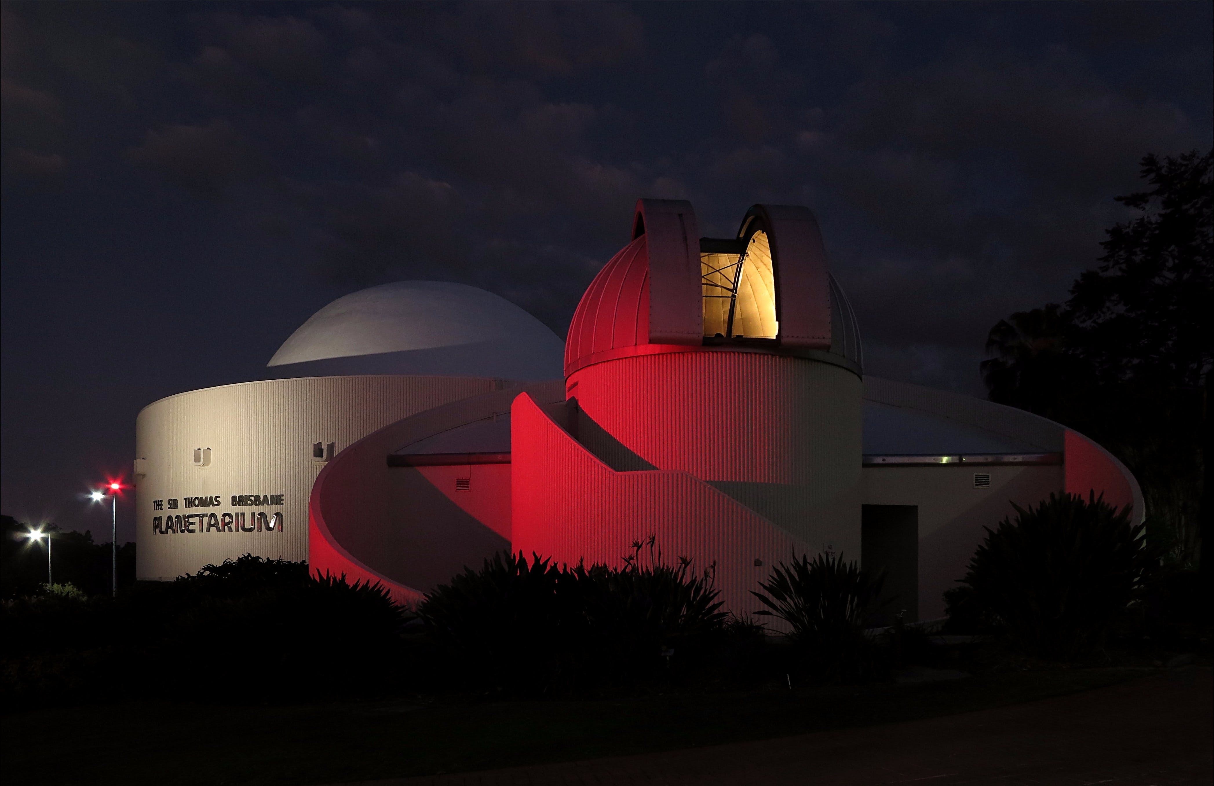 Sir Thomas Brisbane Planetarium - Attractions Sydney