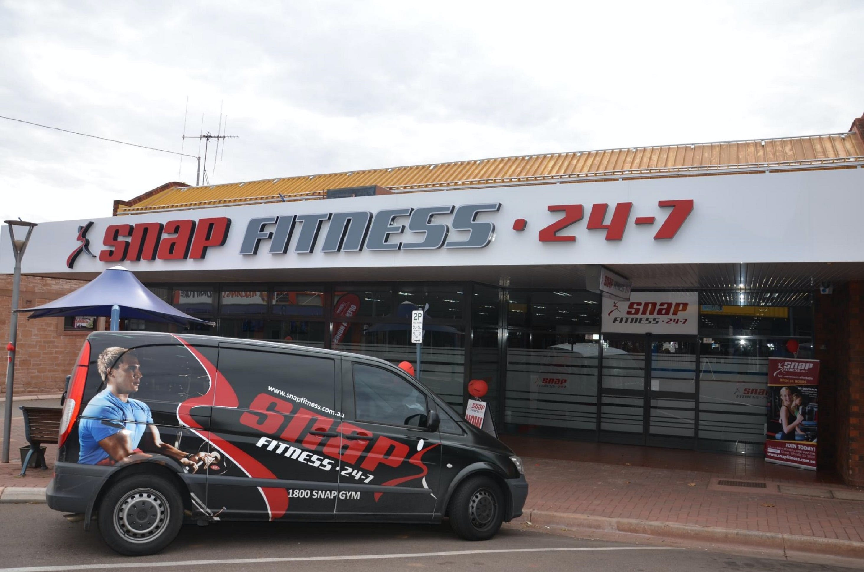 Snap Fitness Whyalla 24/7 gym - Attractions Sydney