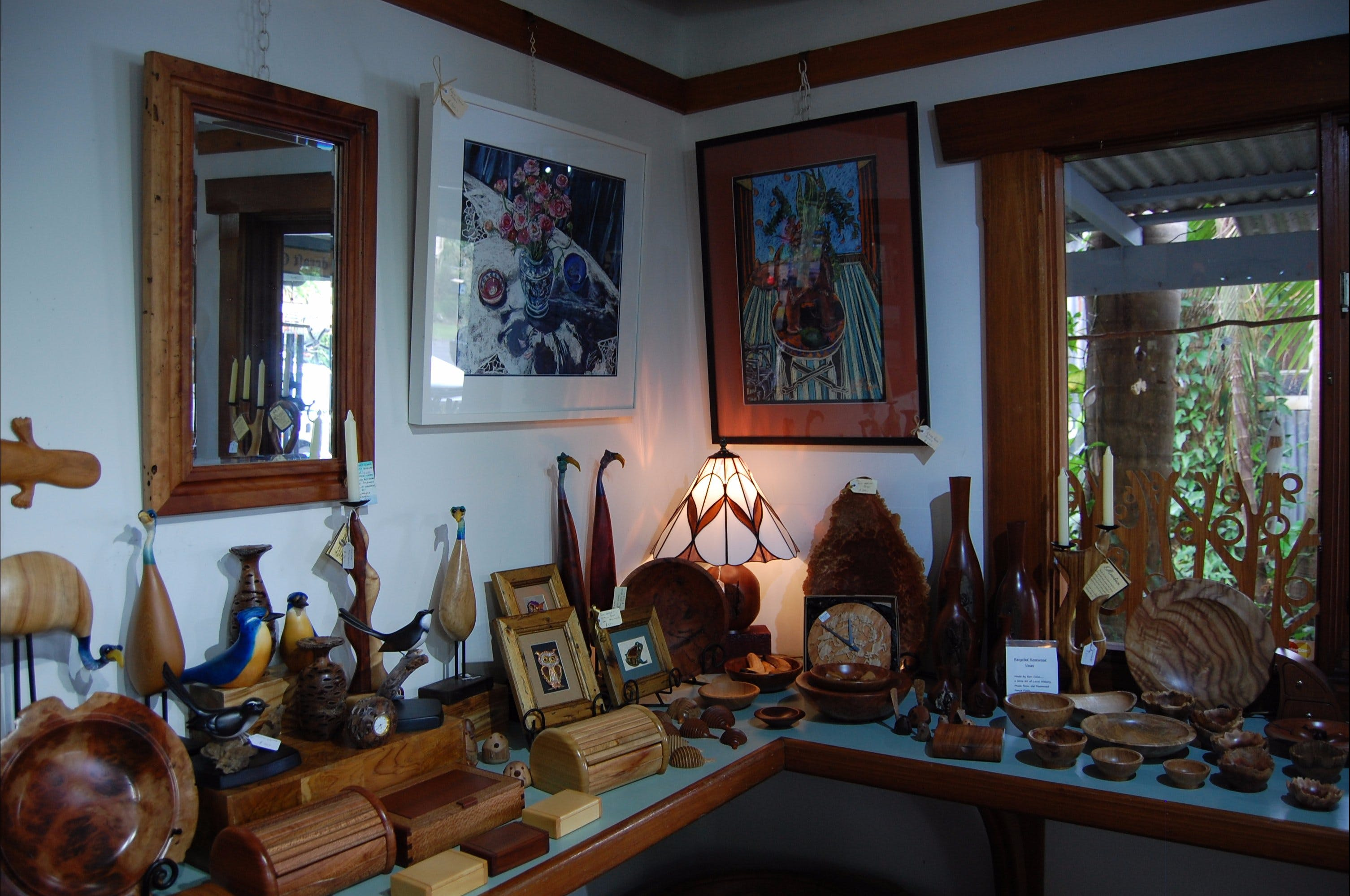 The Woodcraft Gallery - Attractions Sydney