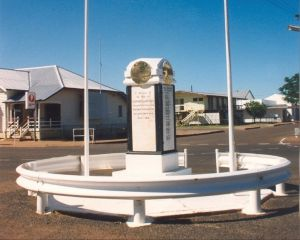 Cloncurry War Memorial - Attractions Sydney