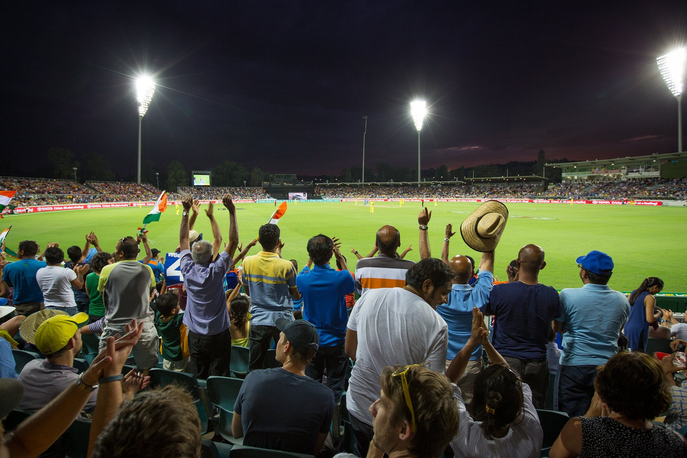 Manuka Oval - Attractions Sydney