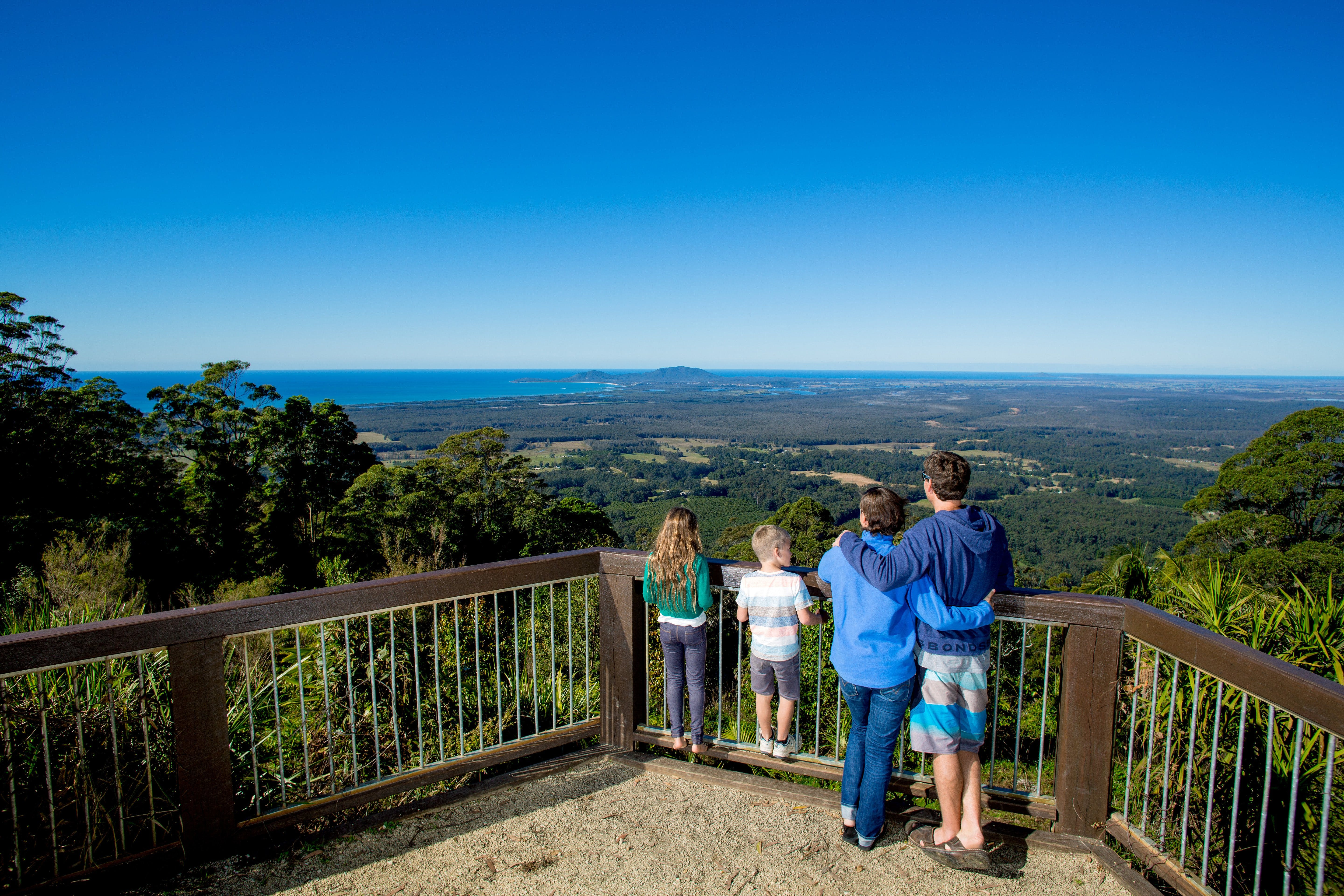 Mount Yarrahapinni Lookout - Attractions Sydney
