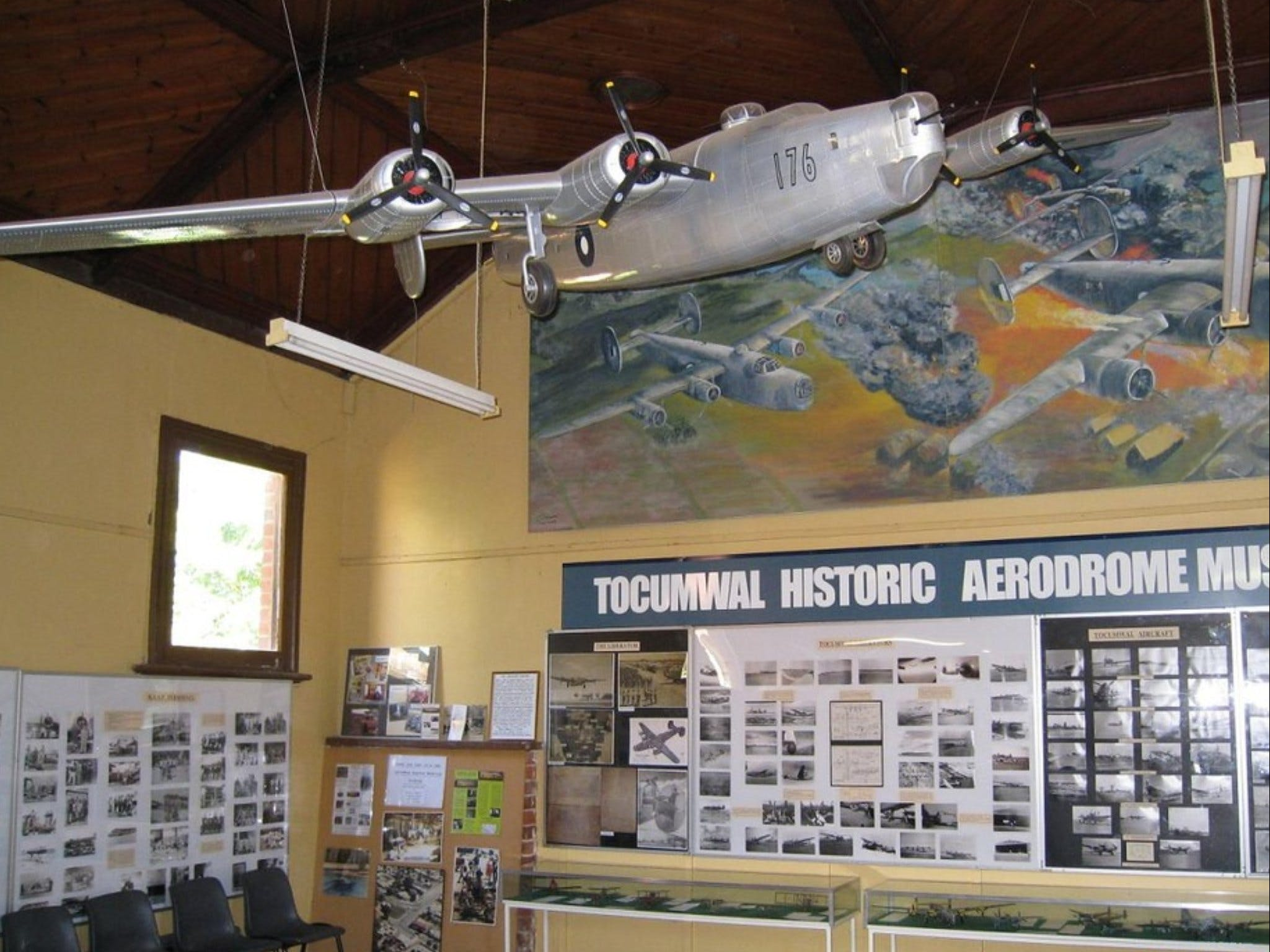 Tocumwal Historic Aerodrome Museum - Attractions Sydney