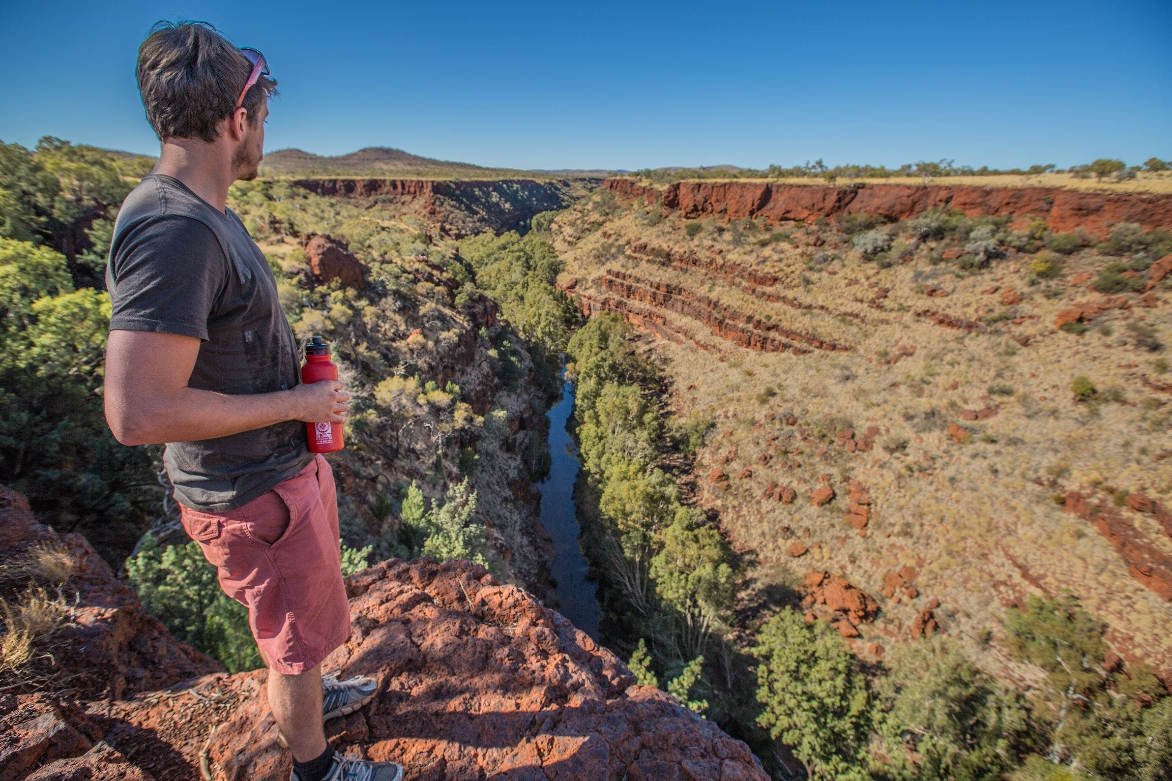 Gorge Rim Walk Dales Gorge - Attractions Sydney