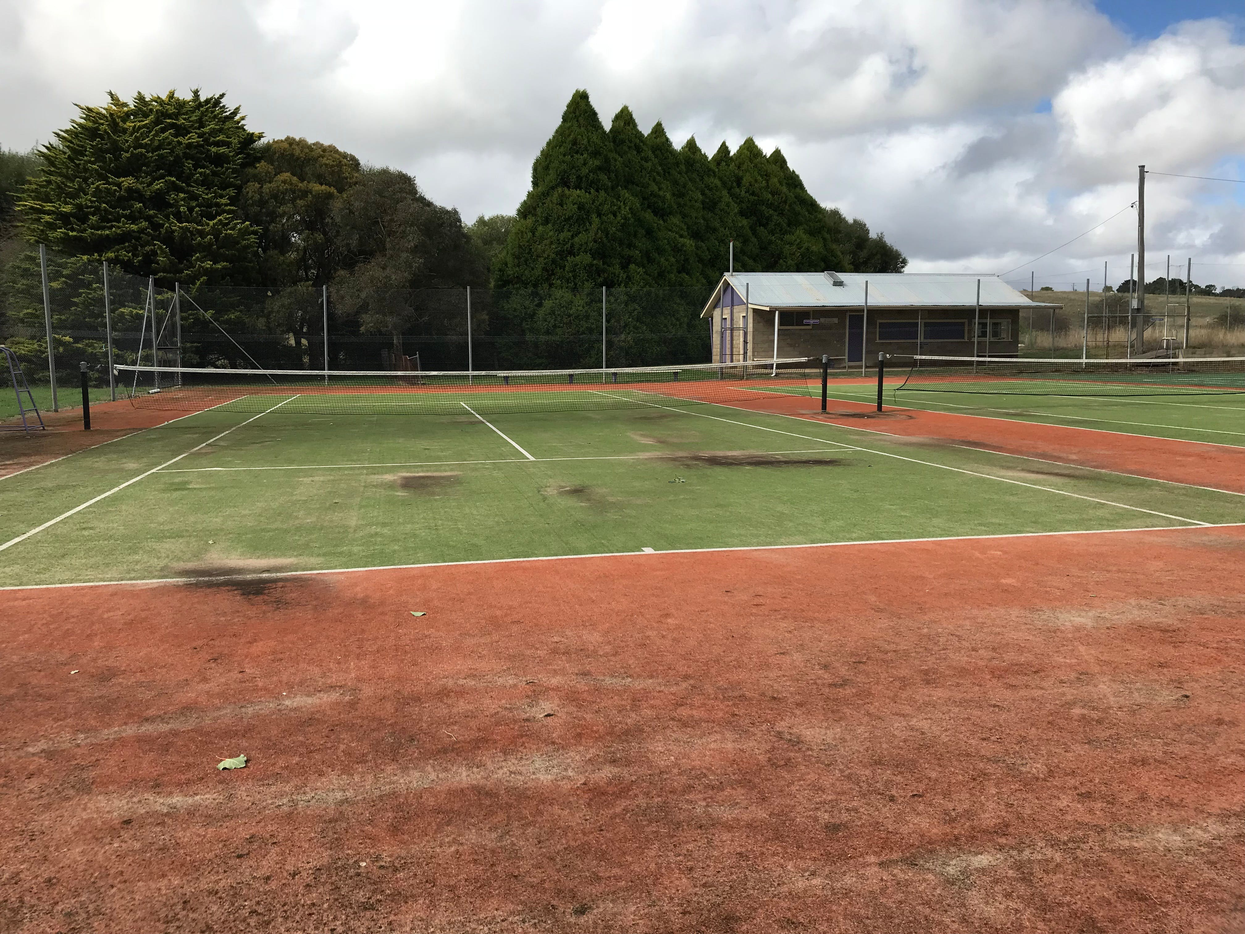 Taralga Tennis Courts - Attractions Sydney