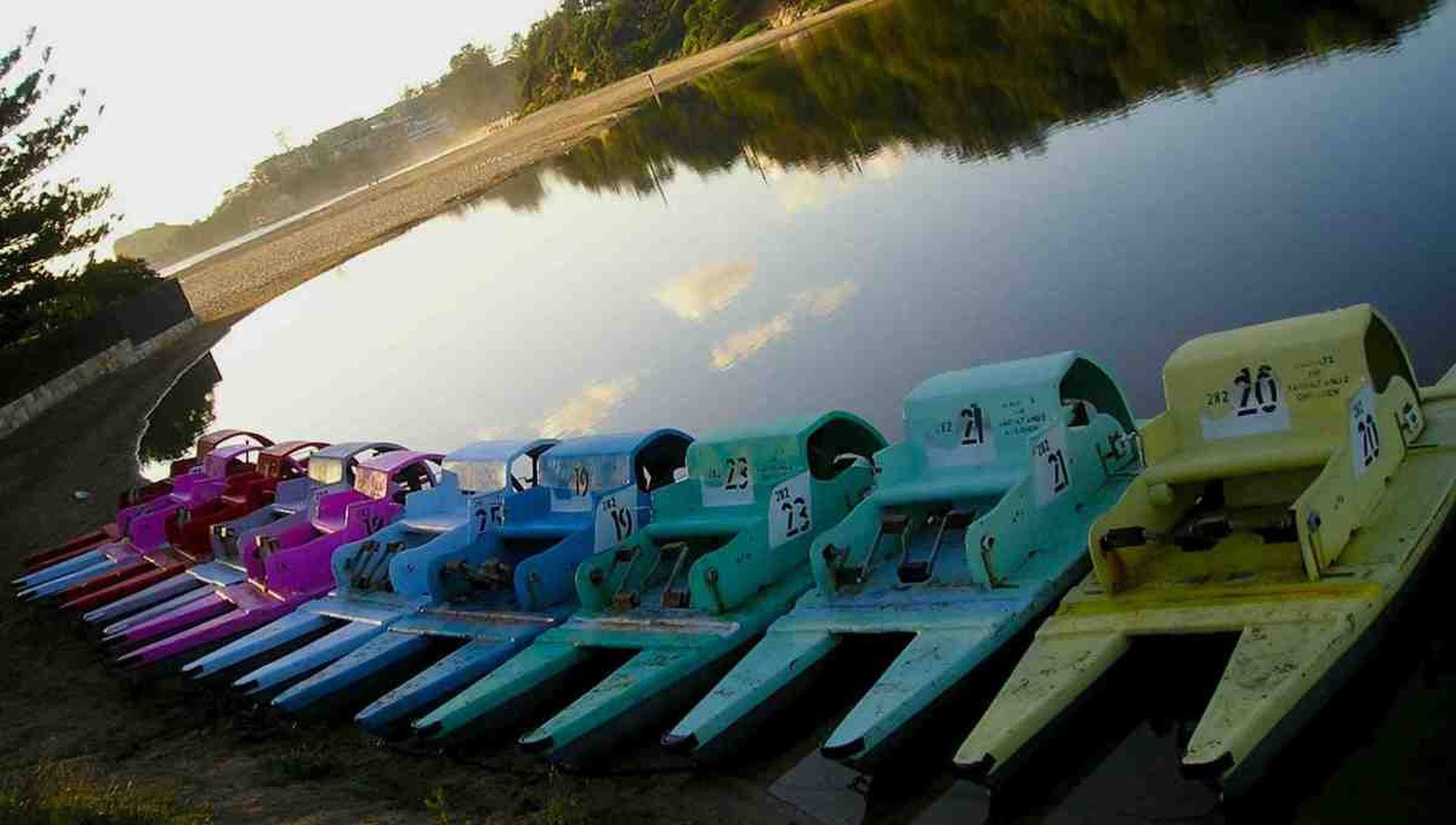 Terrigal Paddle Boats and Stand Up Paddle Boards - Attractions Sydney