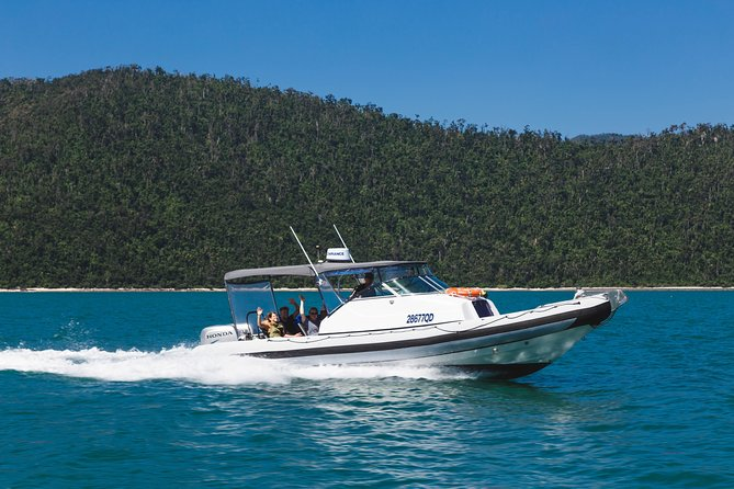 Private Standard Charter Experience in Whitsundays - Attractions Sydney